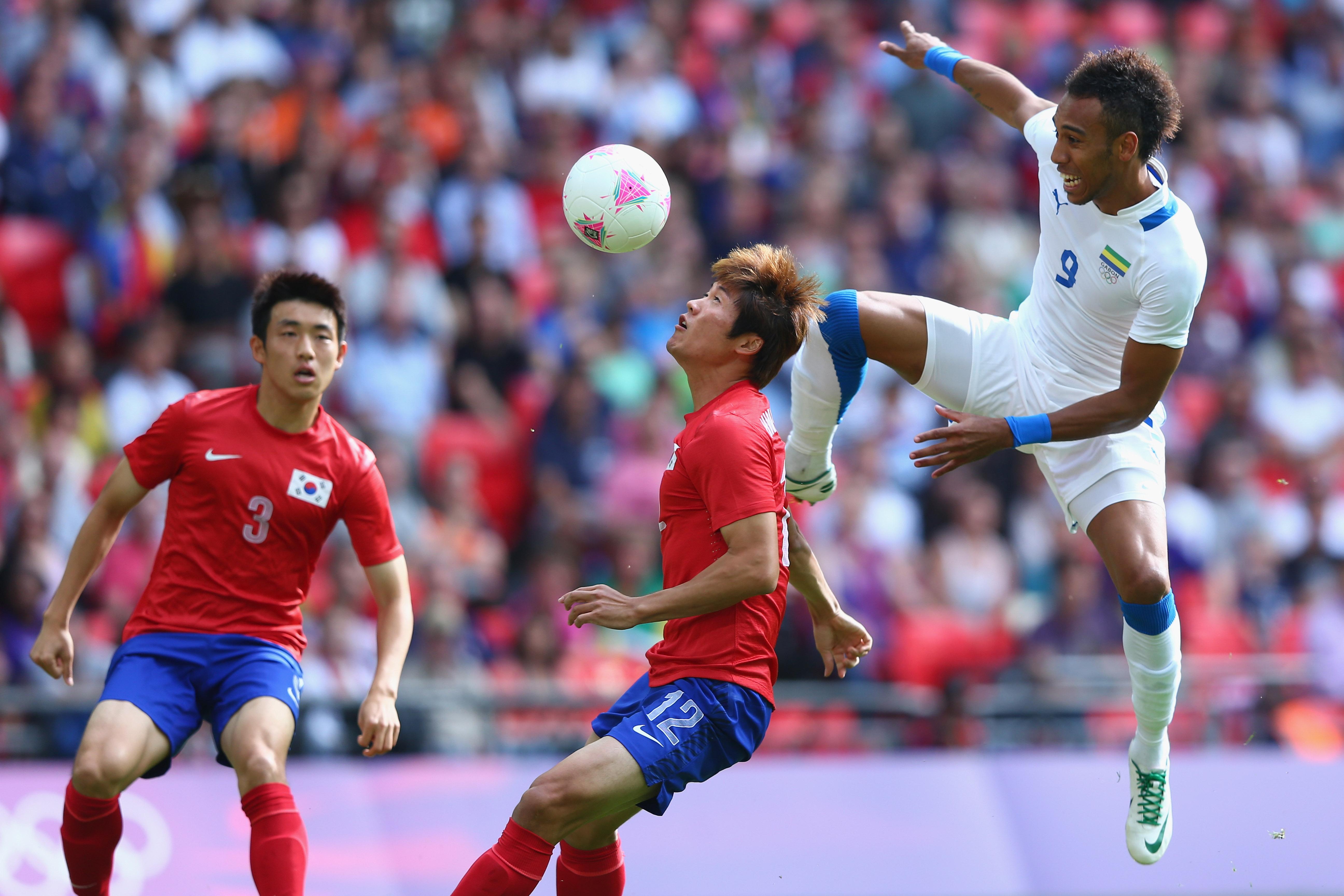 Olympics Day 5 - Men's Football - Korea Republic v Gabon