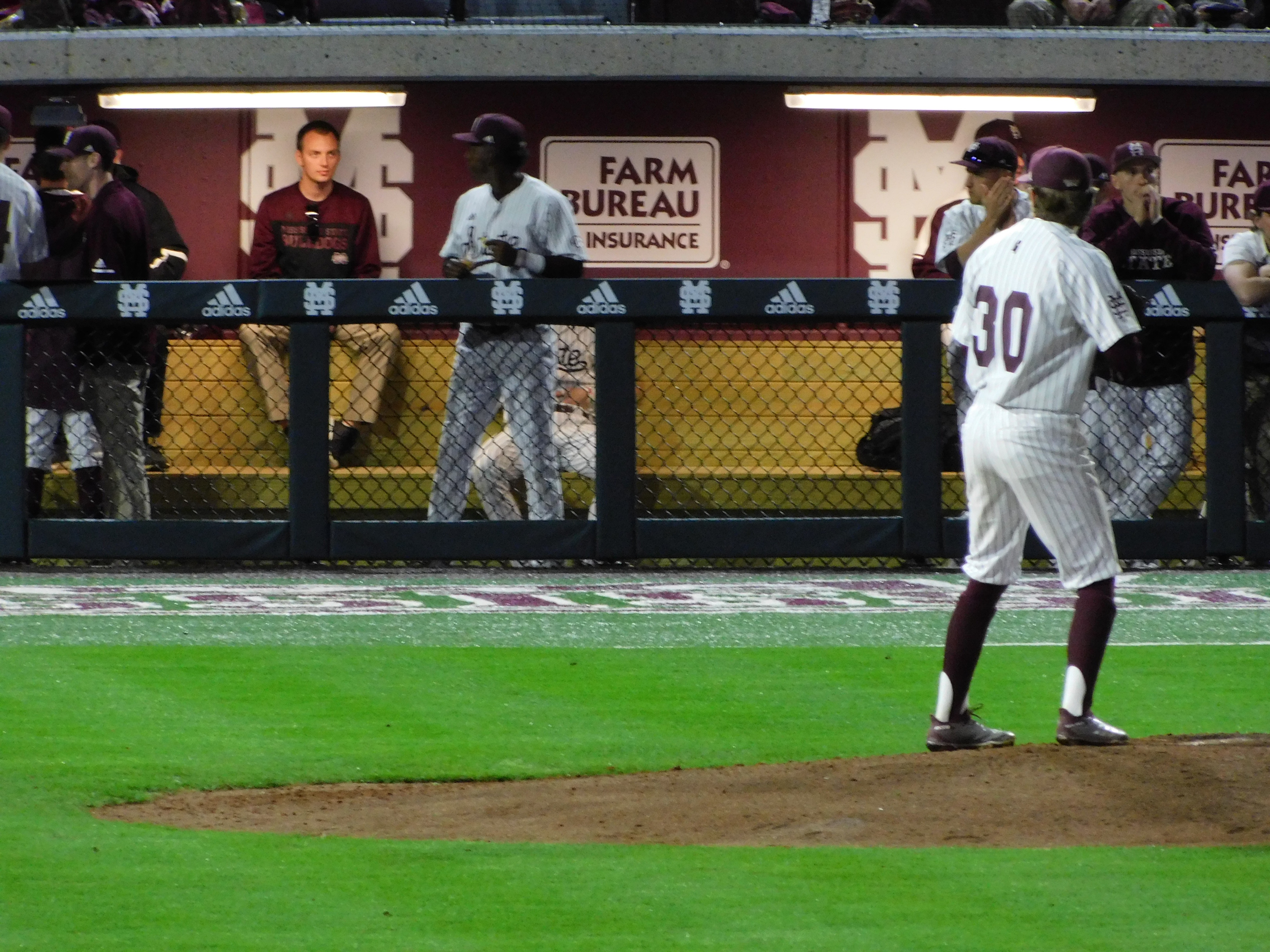 Pics taken by Landon Young of the new Dudy Noble Field