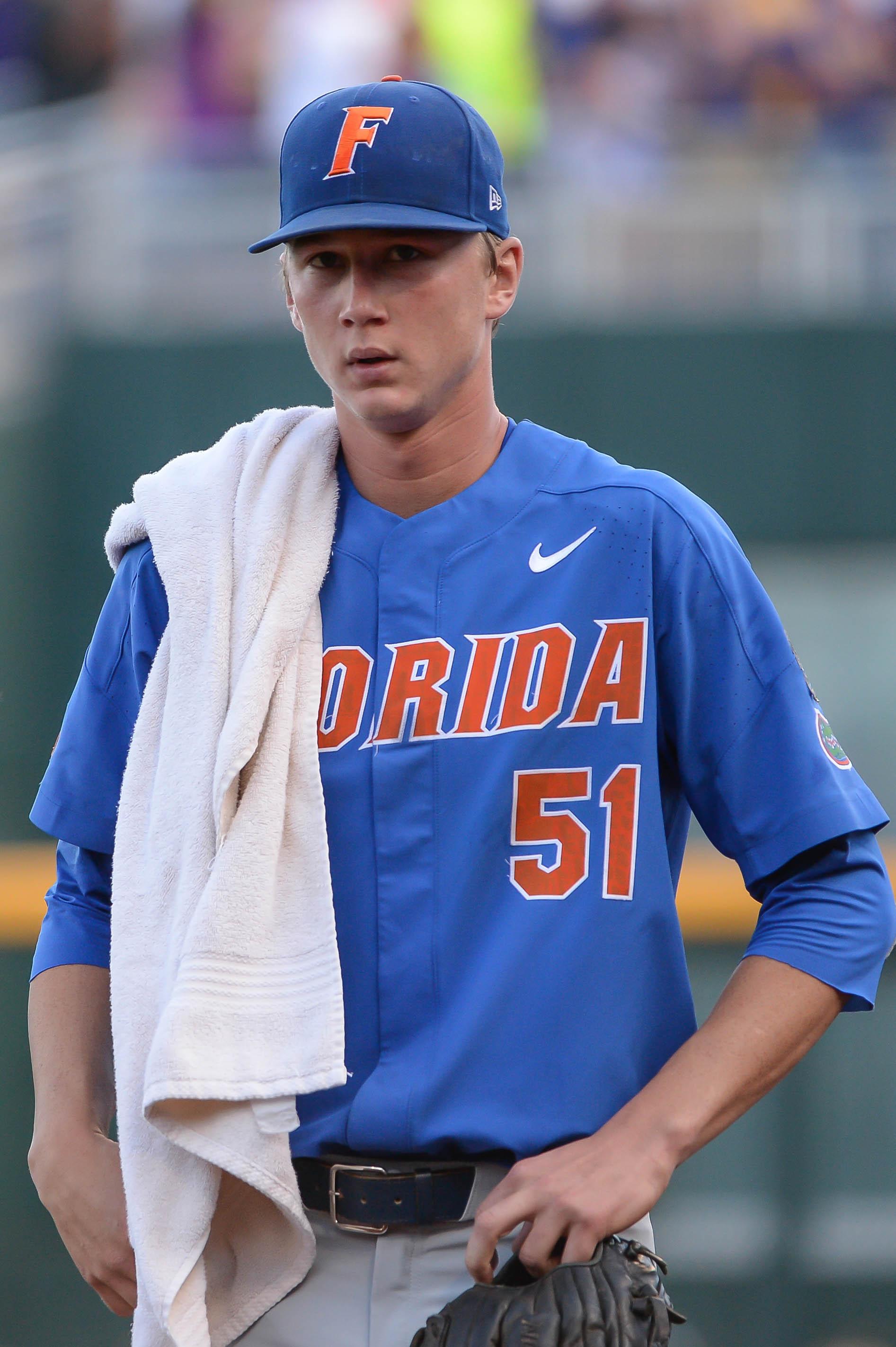 NCAA Baseball: College World Series-Florida vs LSU