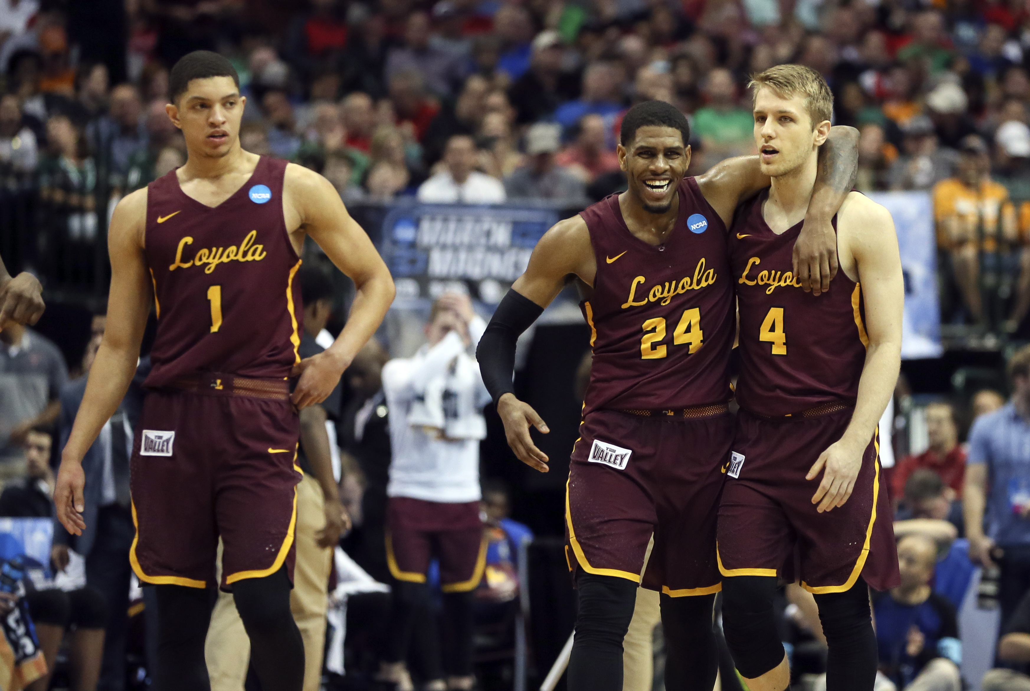 new product 1e13e b8f3e Loyola vs. Nevada Game Preview: A contrast of styles in the ...