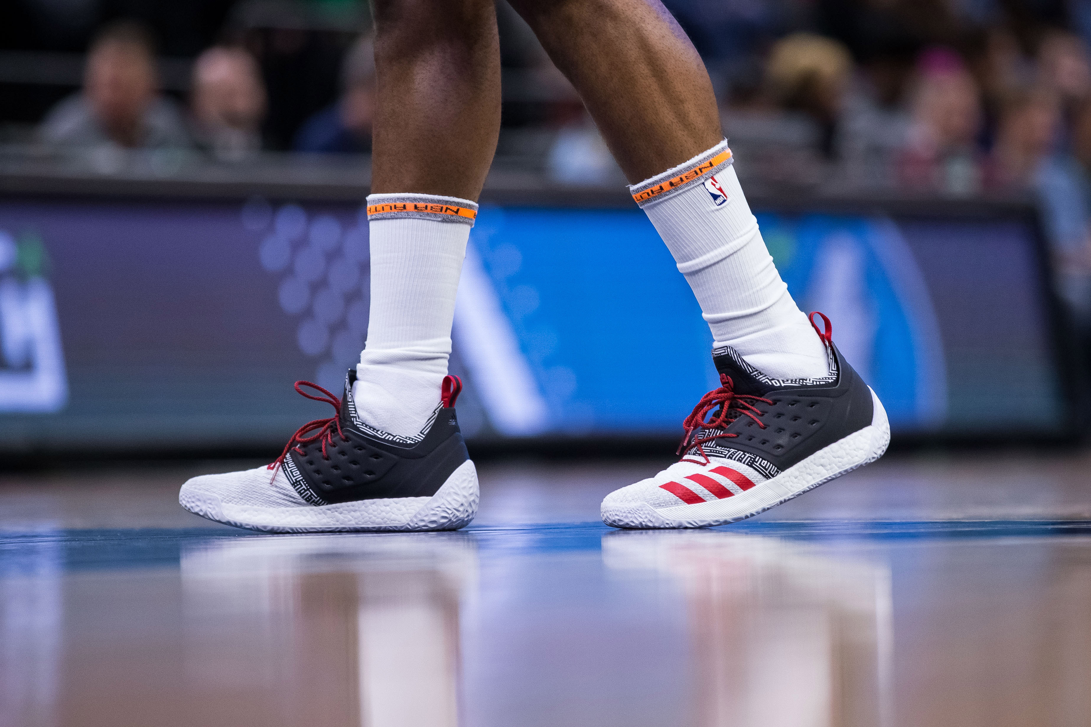 buy popular 9d129 ee0fd Not Your Average Review  Adidas Harden Vol. 2
