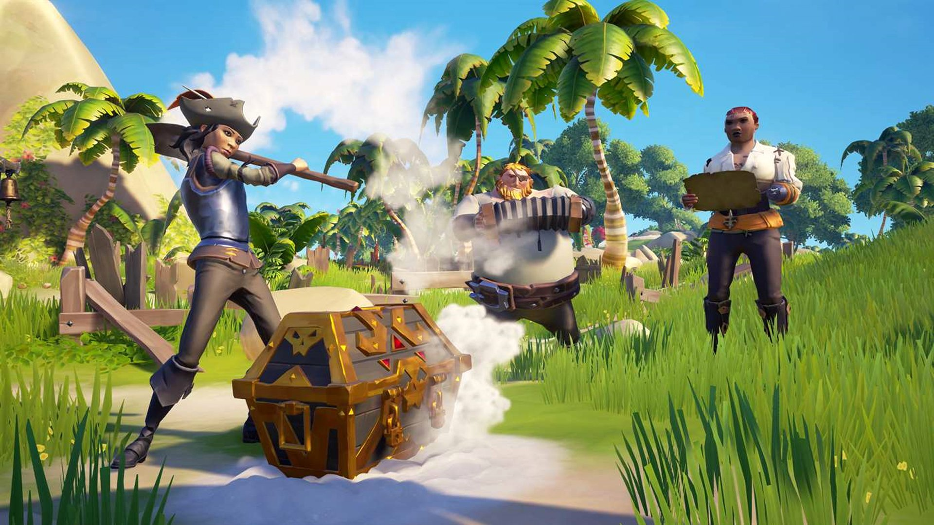 Sea of Thieves team put anti-toxicity strategies into game's