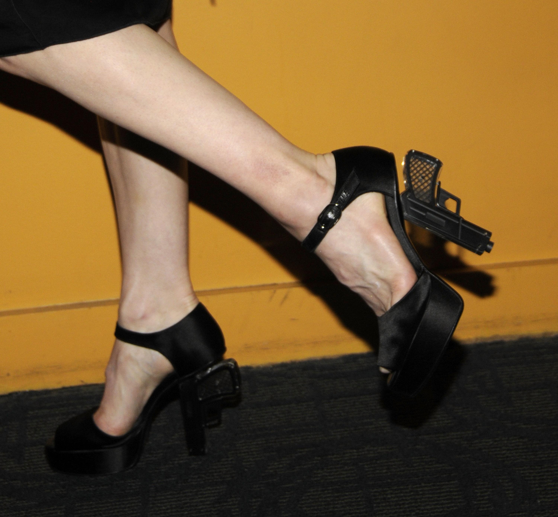 Singer, actress, and film director Madonna