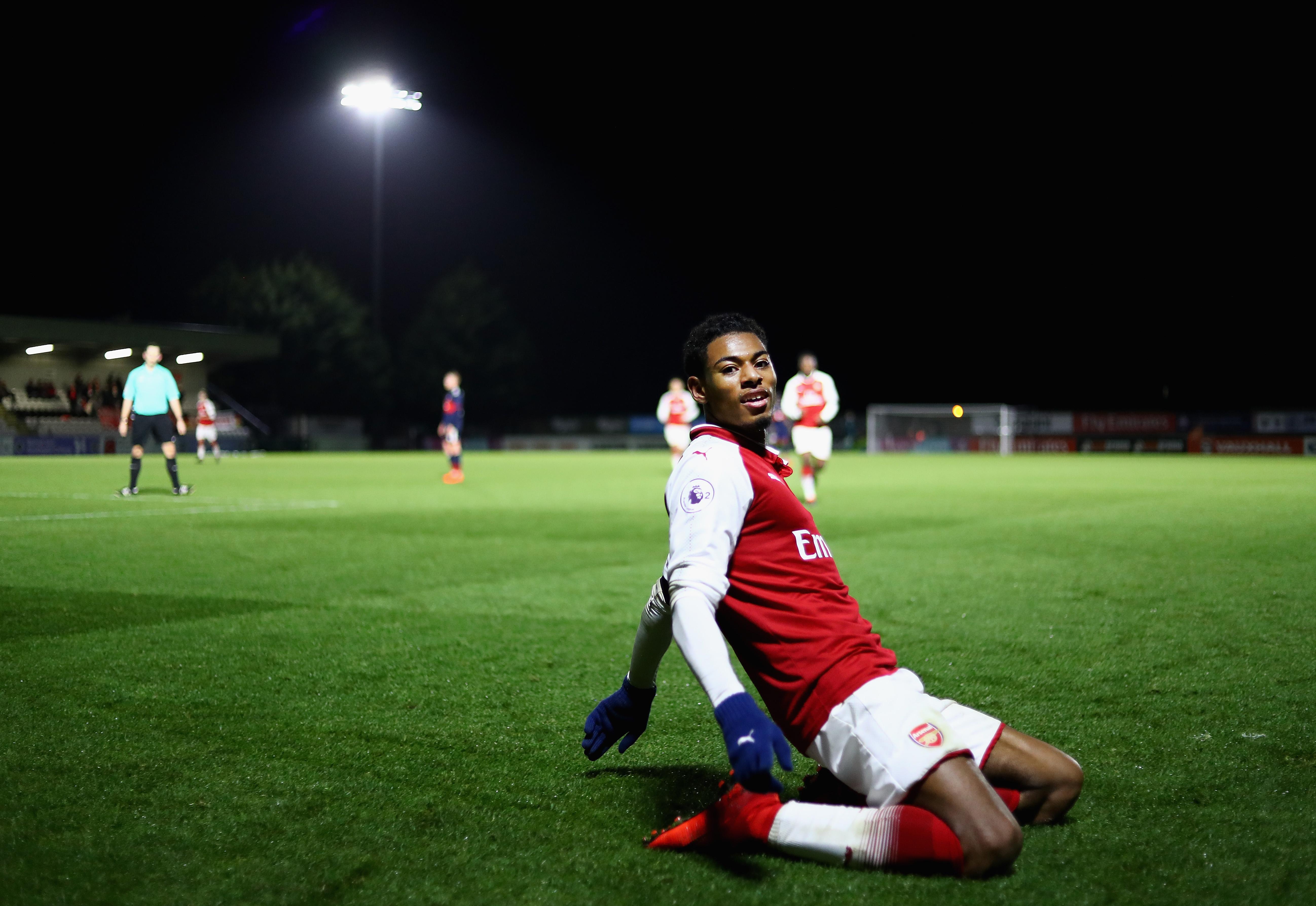 Arsenal v Bayern Munich: Premier League International Cup