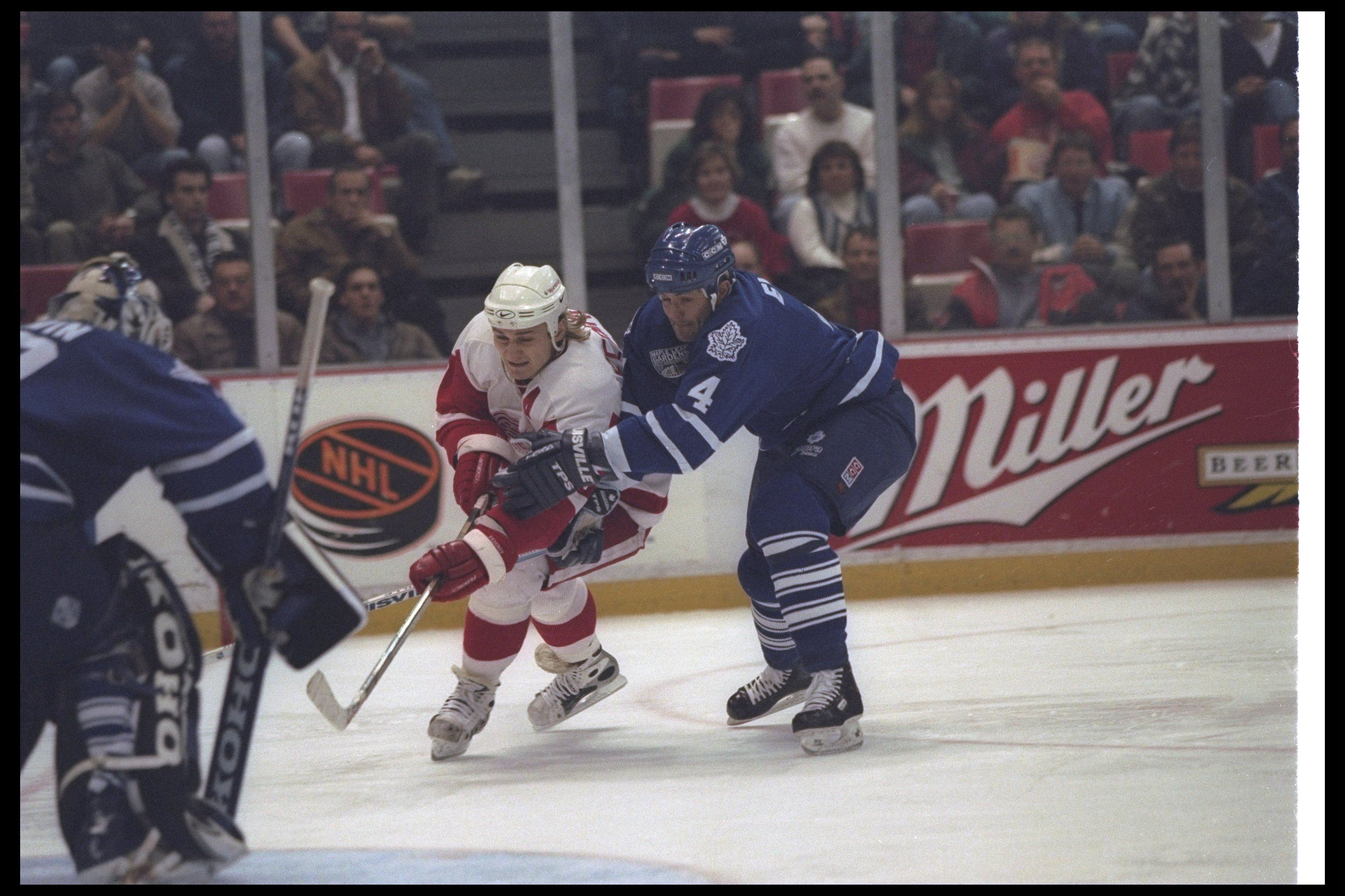 Maple Leafs V Red Wings