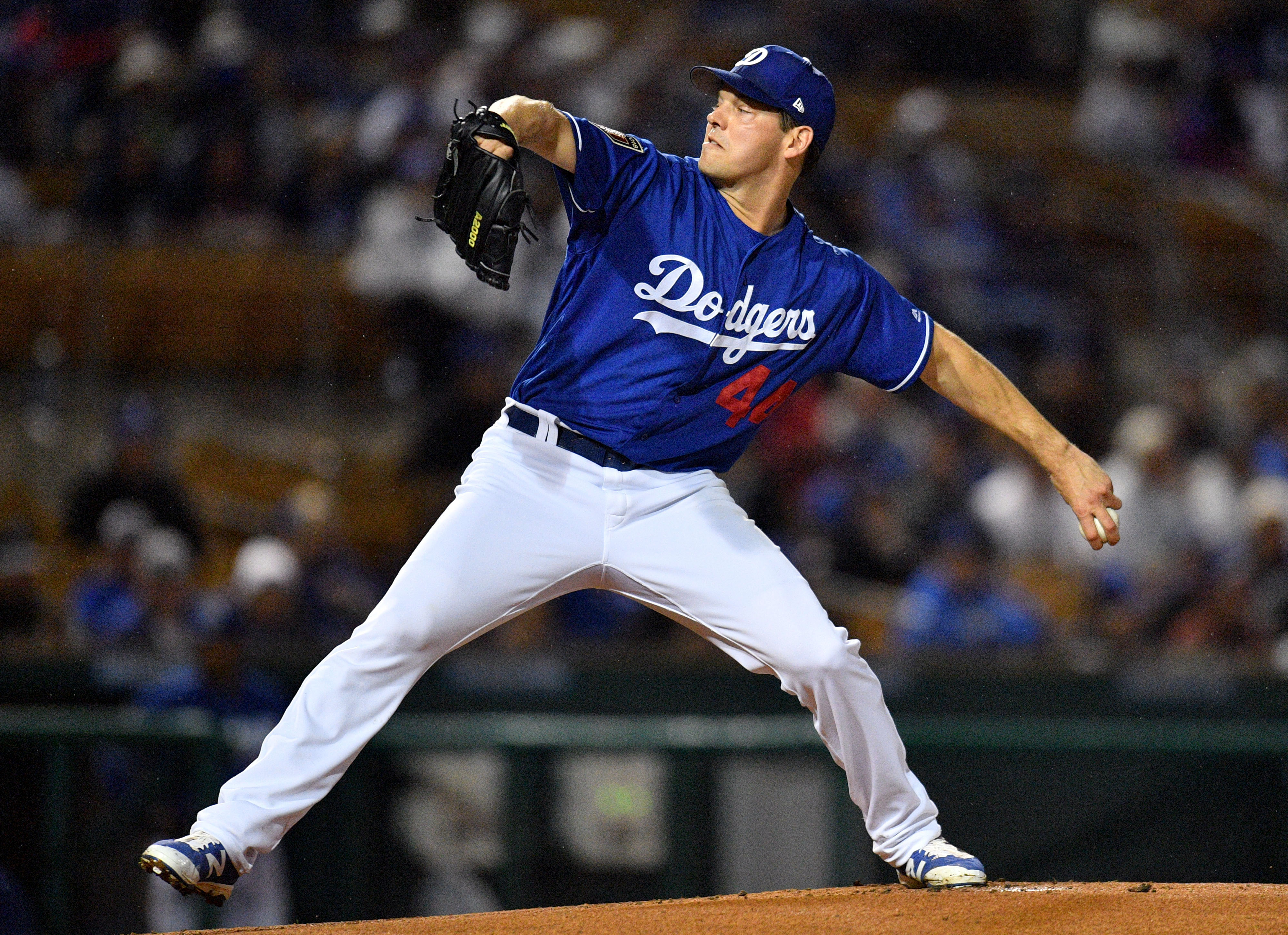 MLB: Spring Training-Chicago Cubs at Los Angeles Dodgers