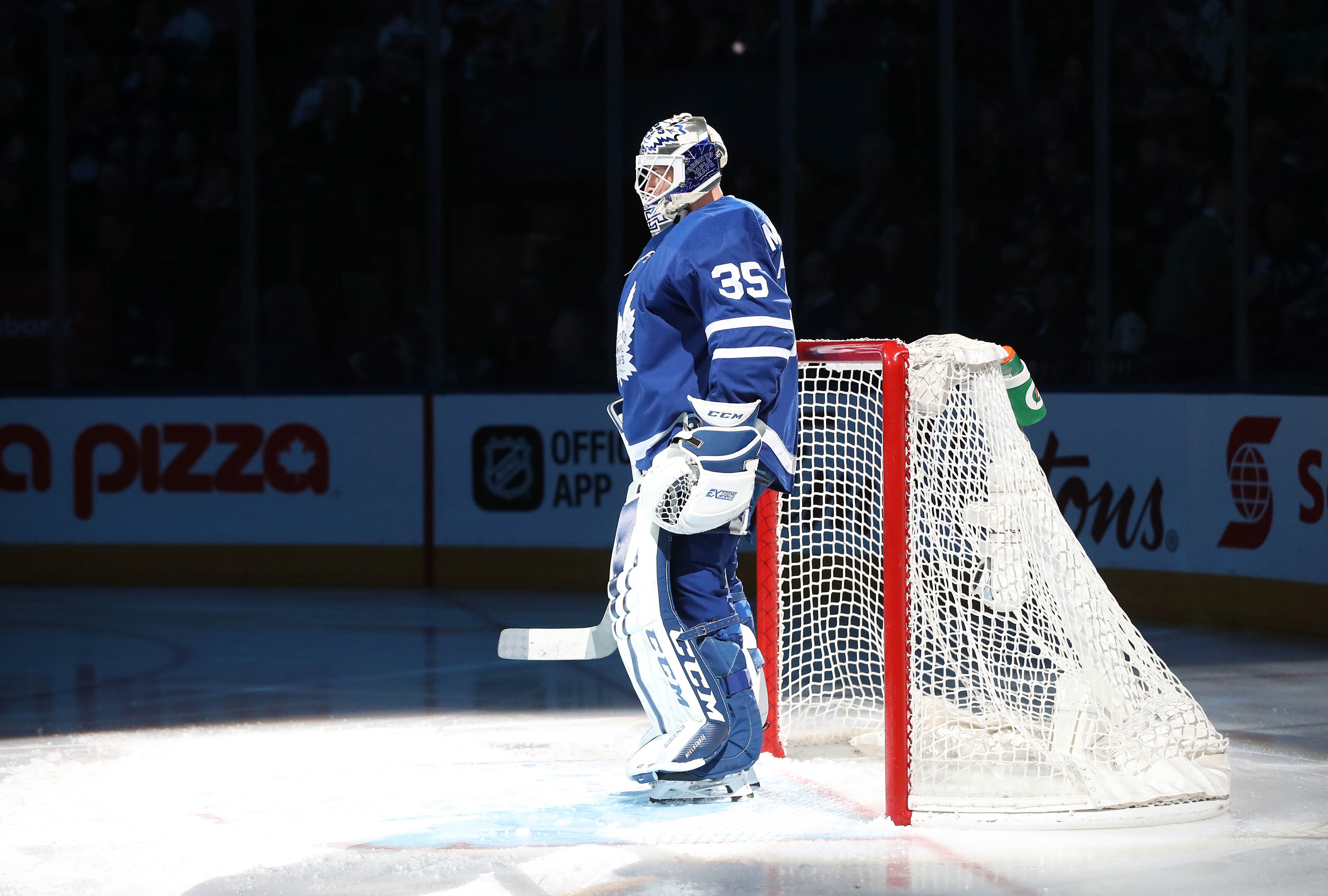 NHL: Montreal Canadiens at Toronto Maple Leafs