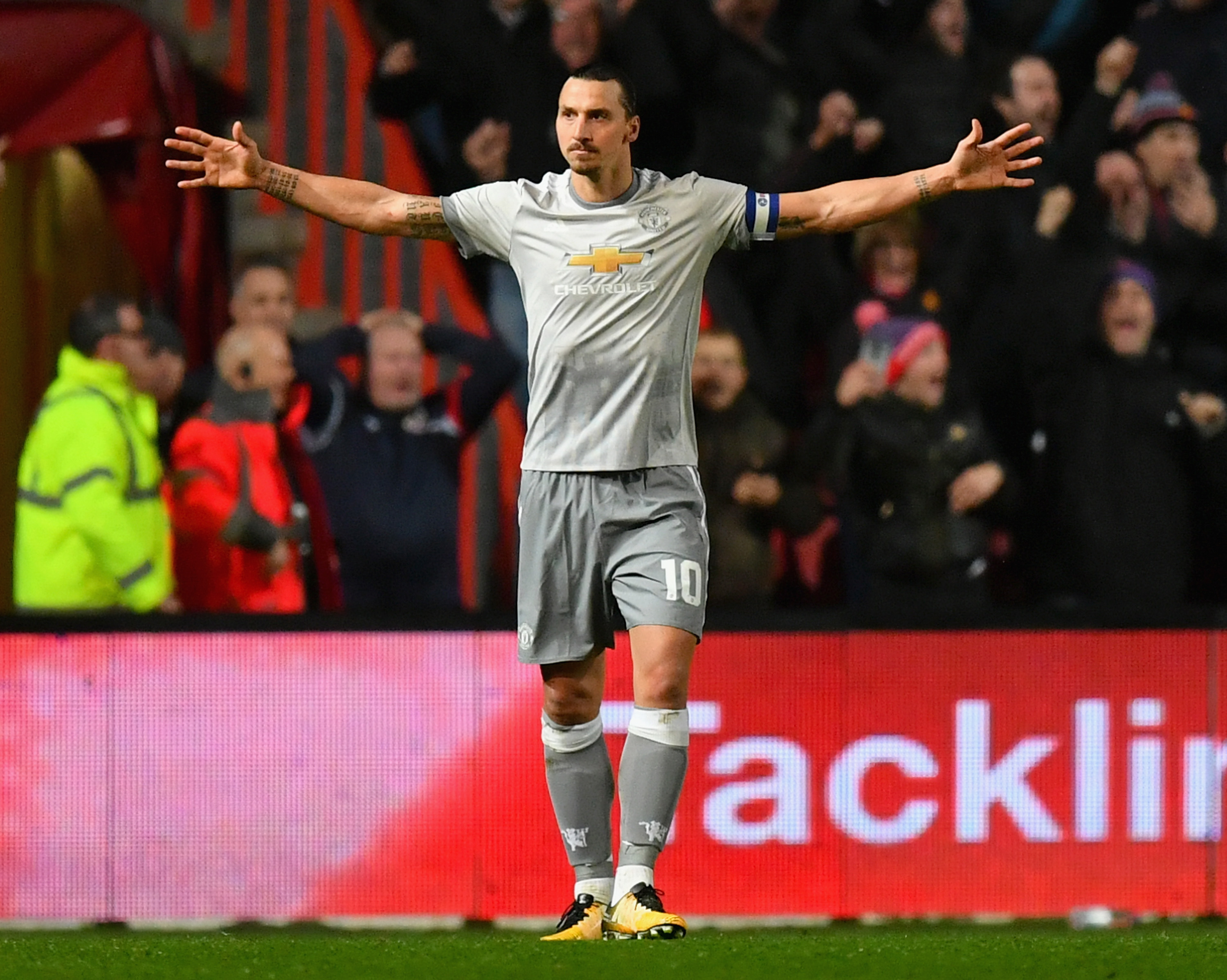911d50359be Zlatan Ibrahimovic: Were Expectations Met in Manchester?