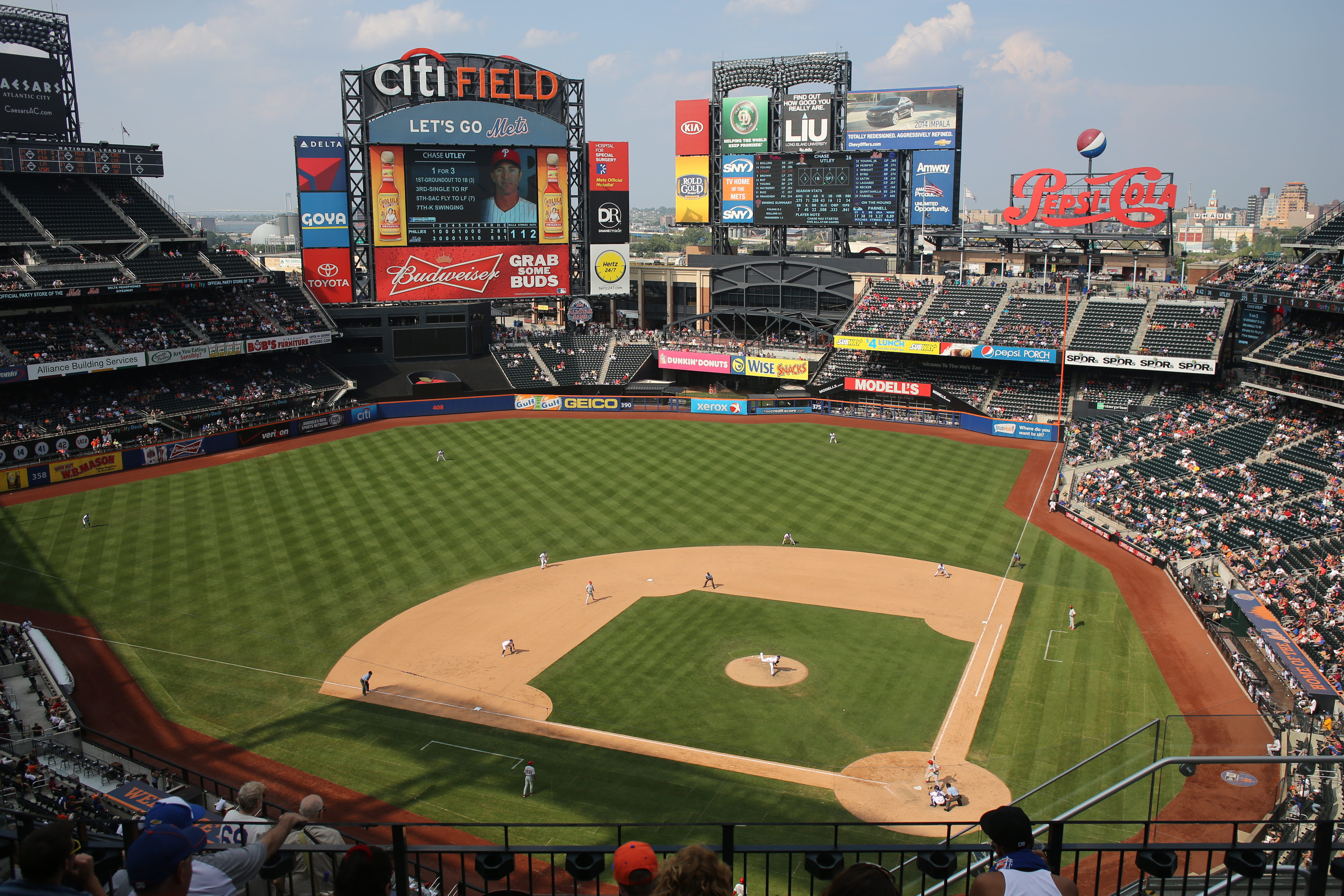 Citi Field The Ultimate Guide To The New York Mets Ballpark Curbed Ny