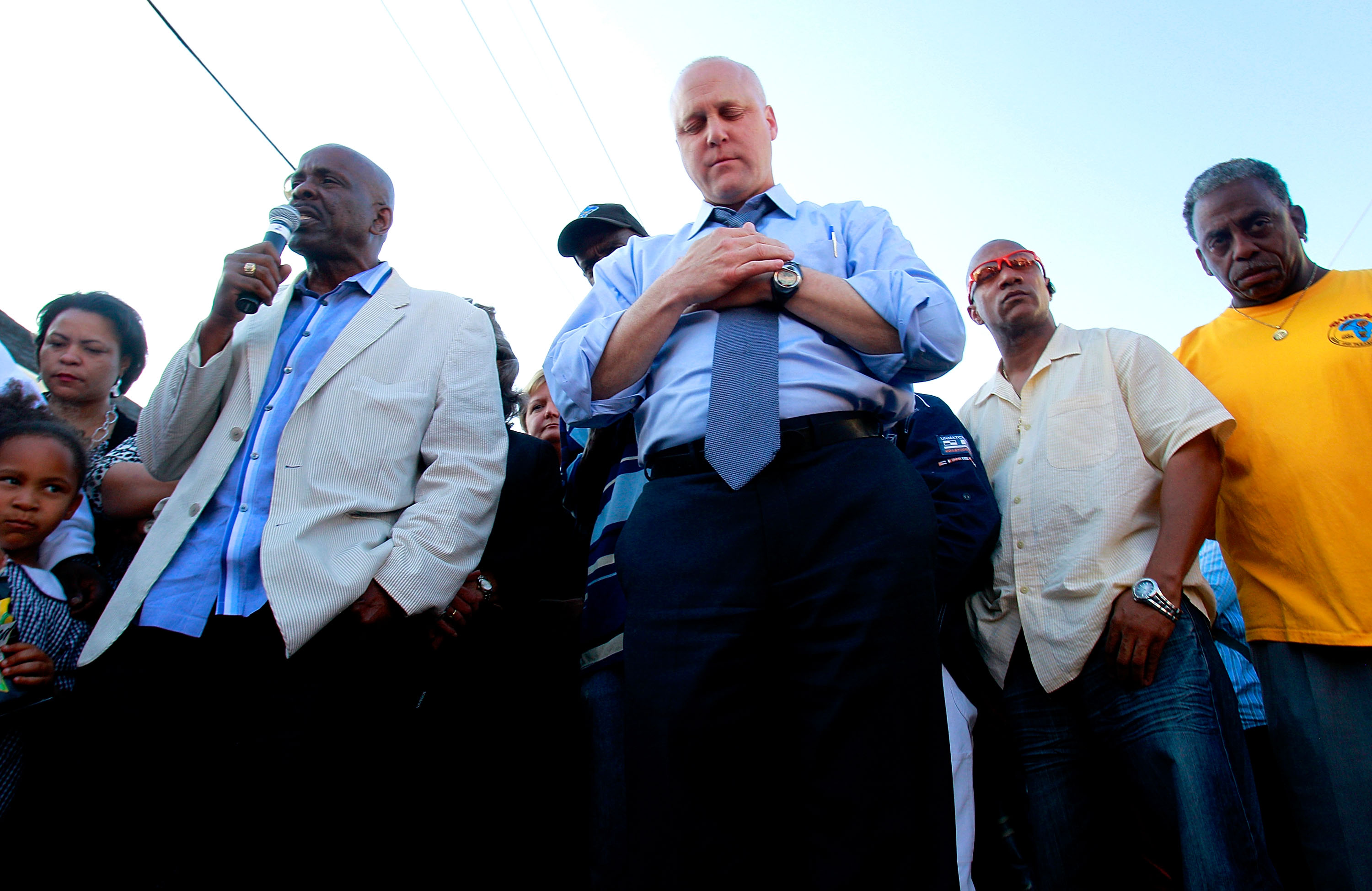 New Orleans Mayor Mitch Landrieu recommends 3 books that illuminate America's history of racial inequality