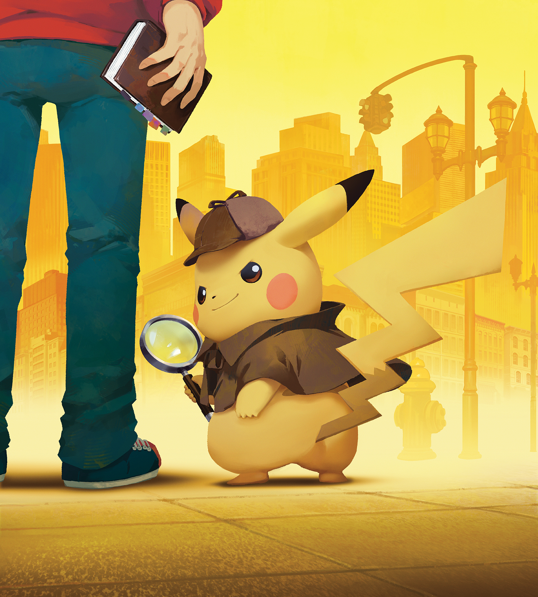 Detective Pikachu is the best Pokémon game in years