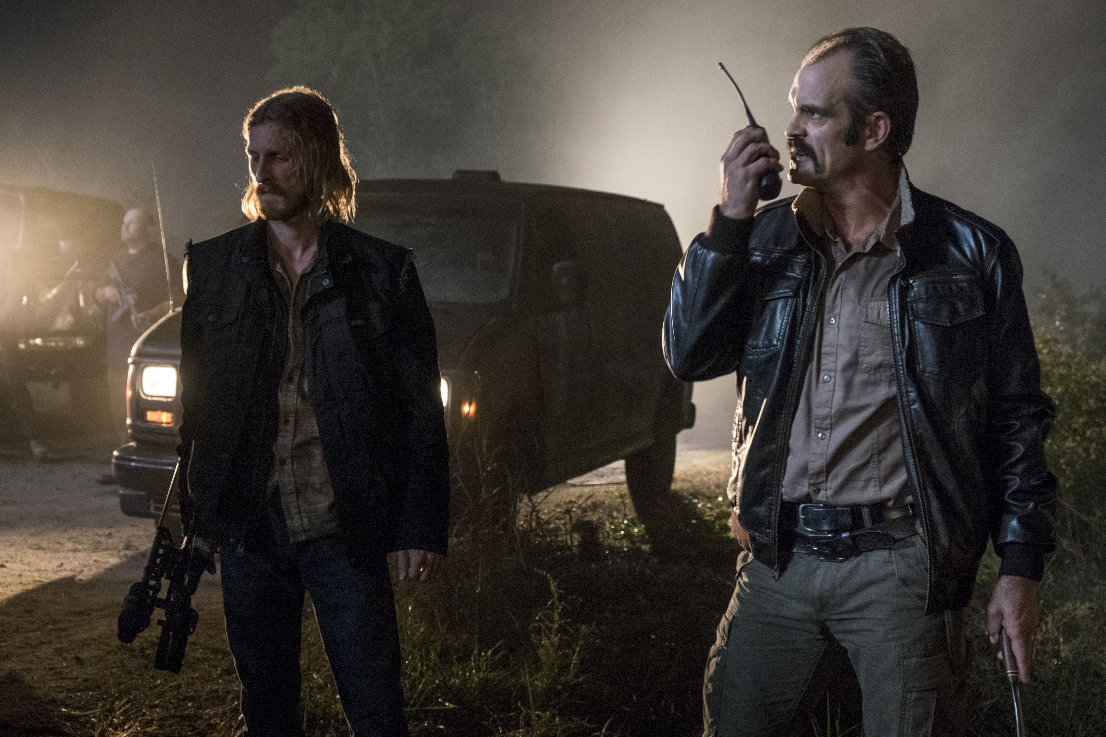 The Walking Dead - The Verge
