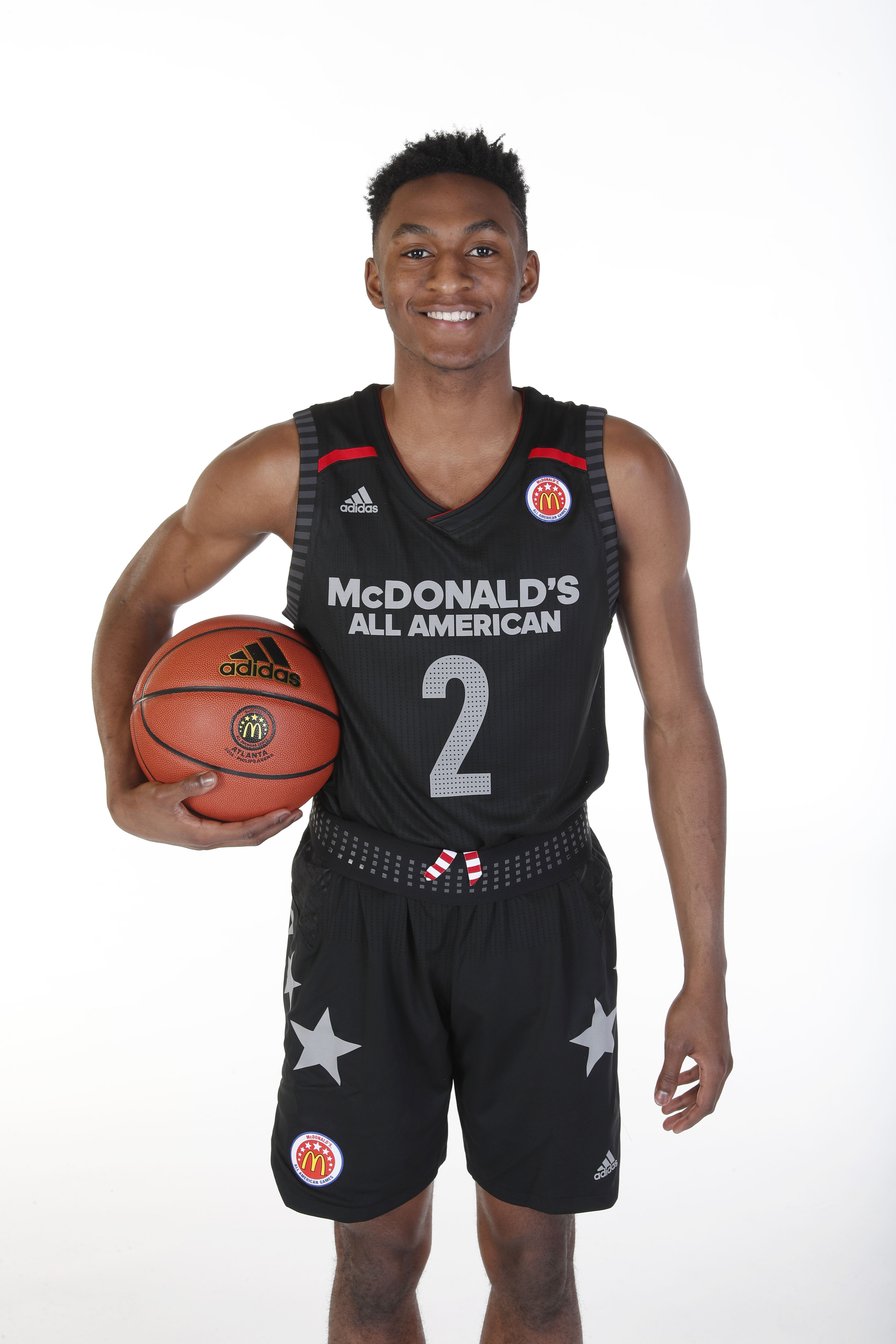 High School Basketball: McDonalds High School All American Portrait Day