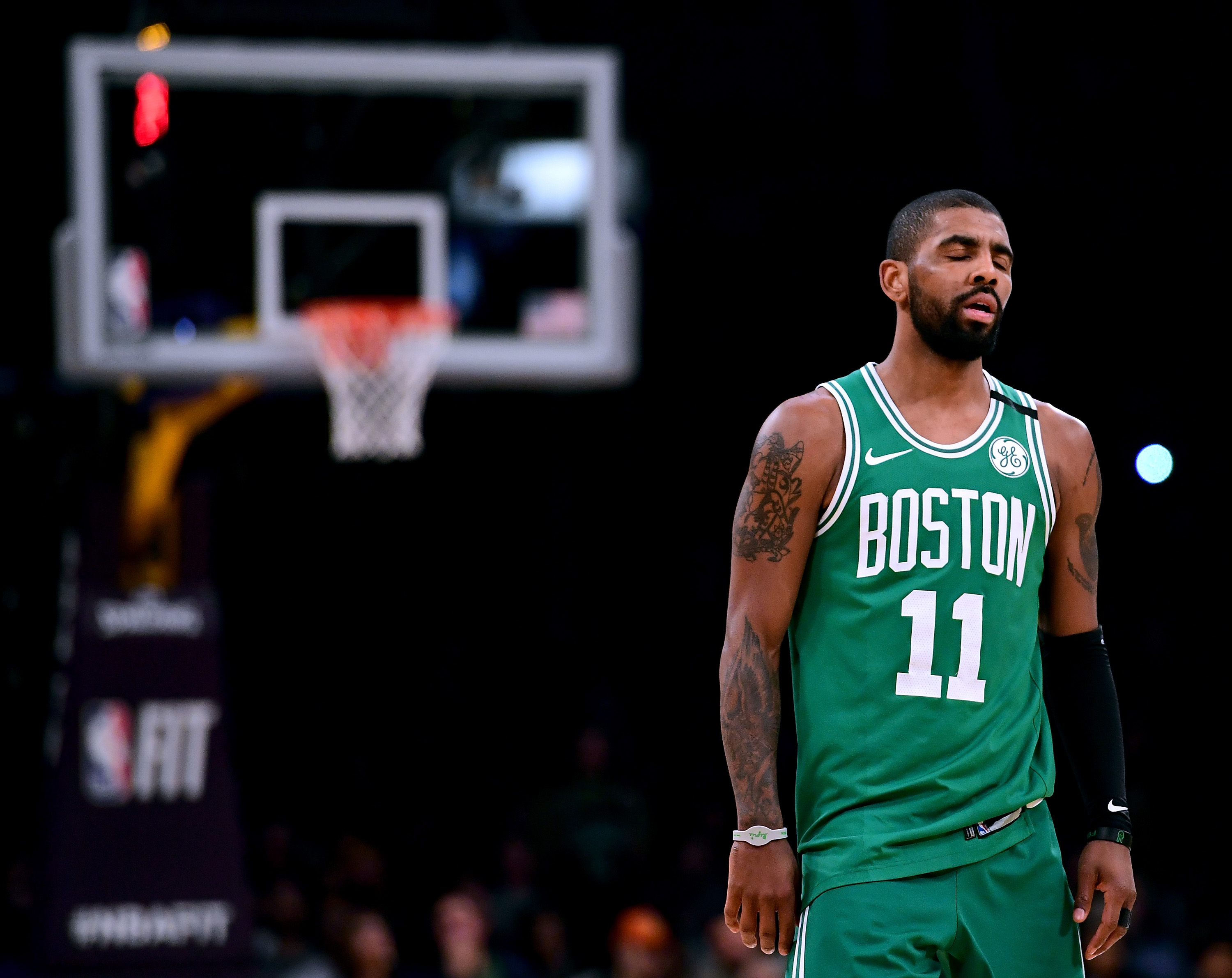 23c7832a2290 Celtics  injuries and how they can survive the 1st round of playoffs while  Kyrie