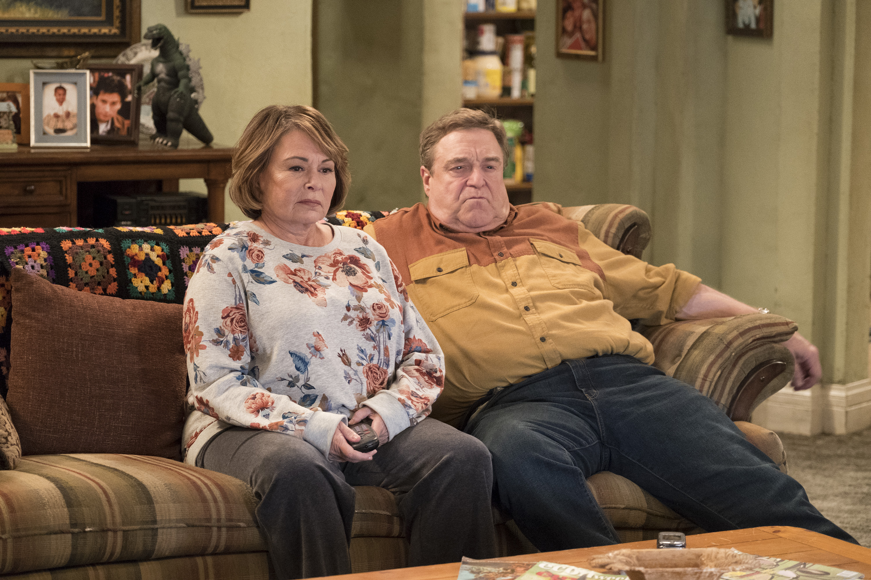 The Roseanne revival is incredibly honest about life in Trump's America