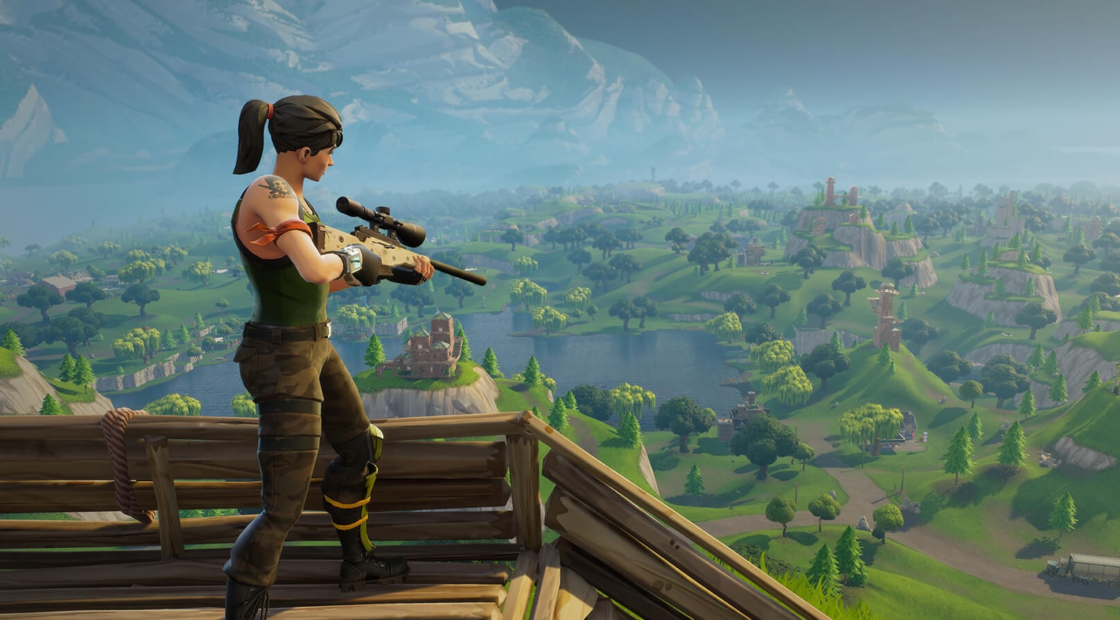 How Fortnite leveled up, broke records, and changed gaming