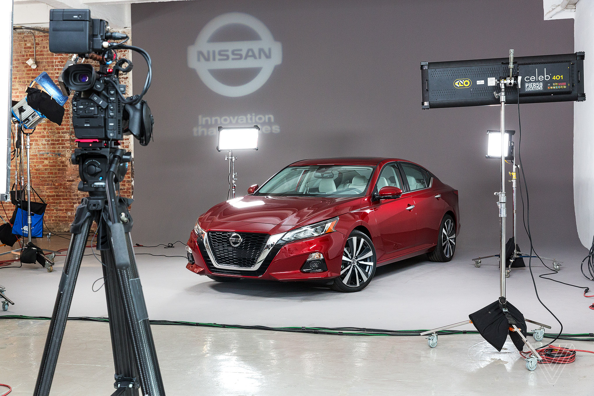 Nissans New Altima Offers Highly Automated Driving Without The - Virginia beach cruise in car show
