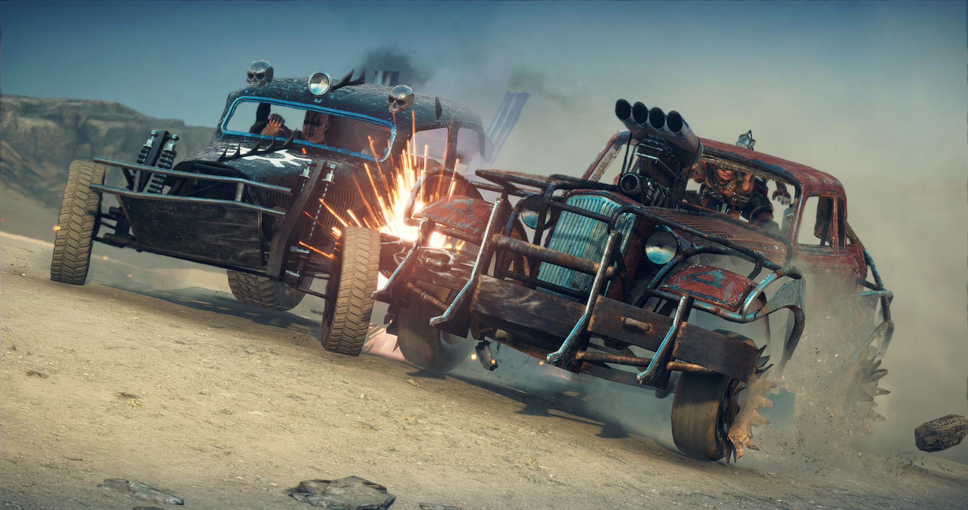 April's PlayStation Plus games include Mad Max, Trackmania