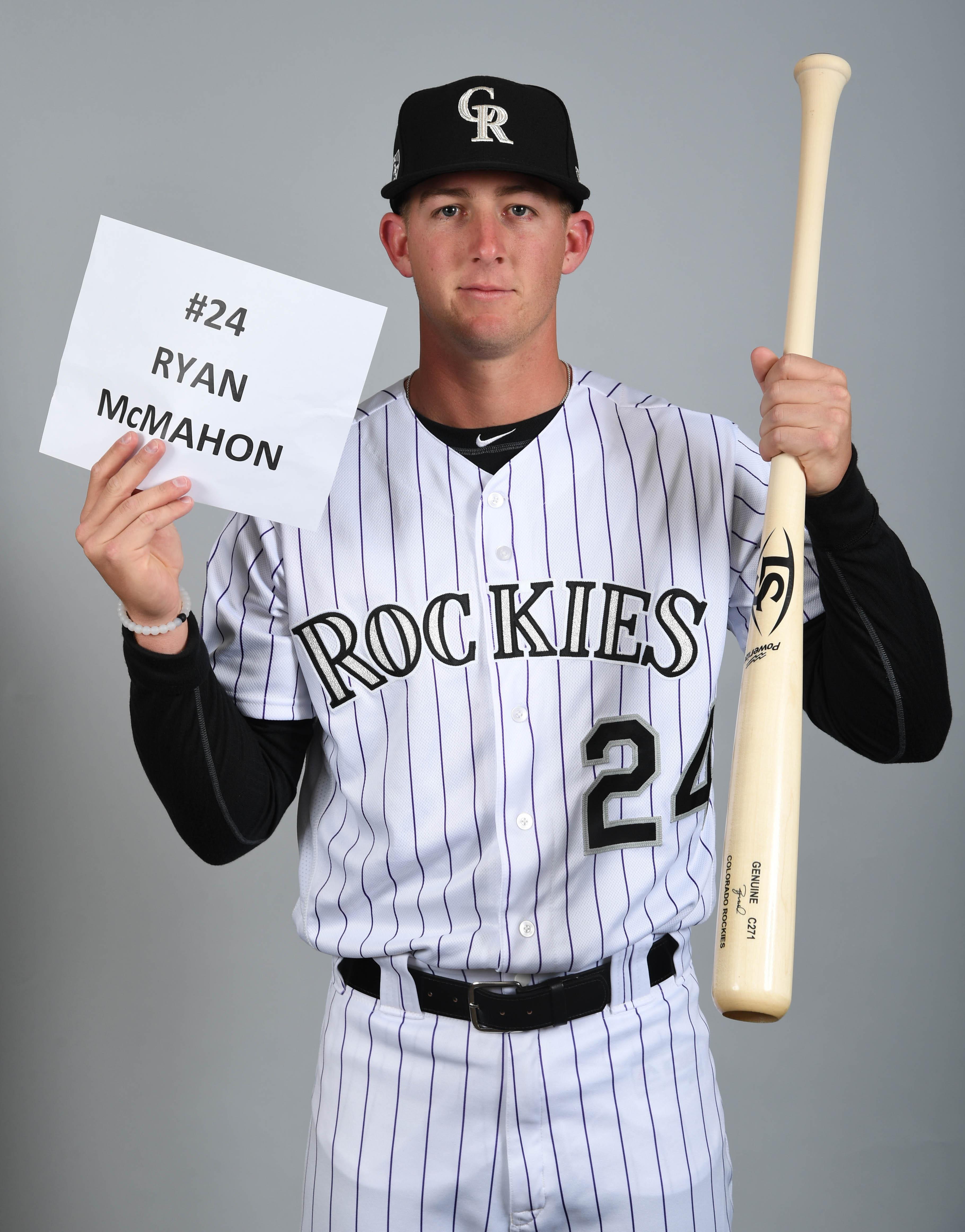 f660b9f5 Ryan McMahon's journey culminates with a Rockies' roster spot - Purple Row