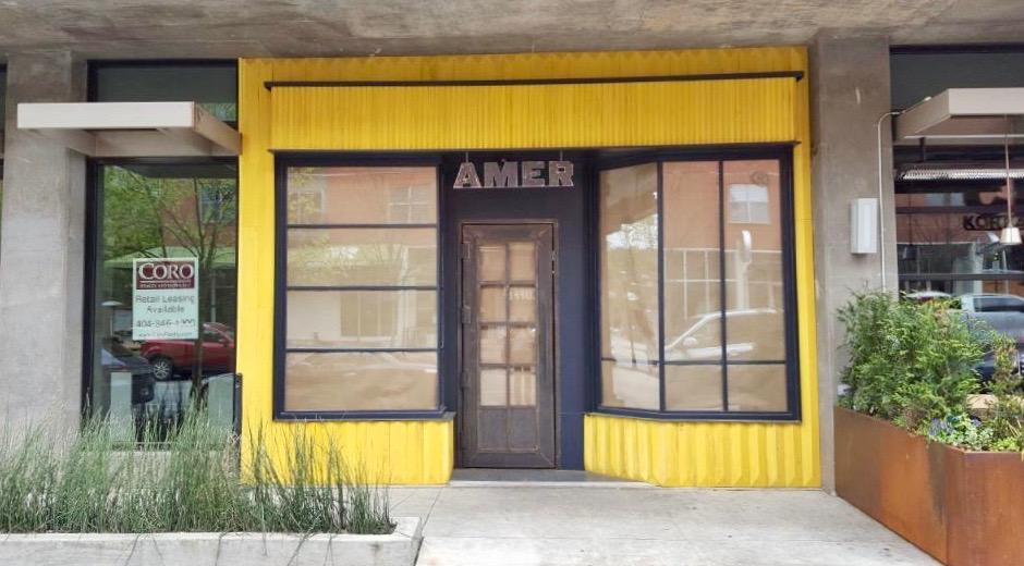 Cocktail bar Little Spirit will replace shuttered Amer in Inman Quarter