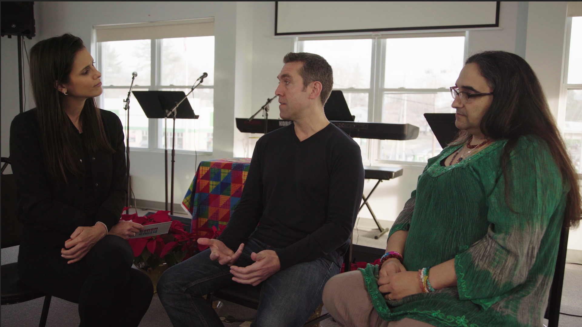Liz Plank sits down with leaders of a Pennsylvania church