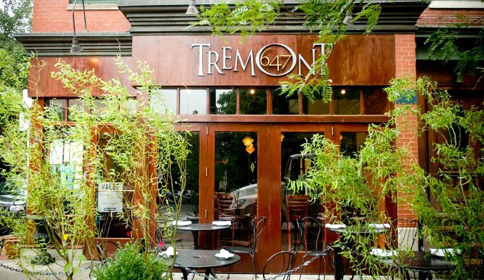 Tremont 647 patio
