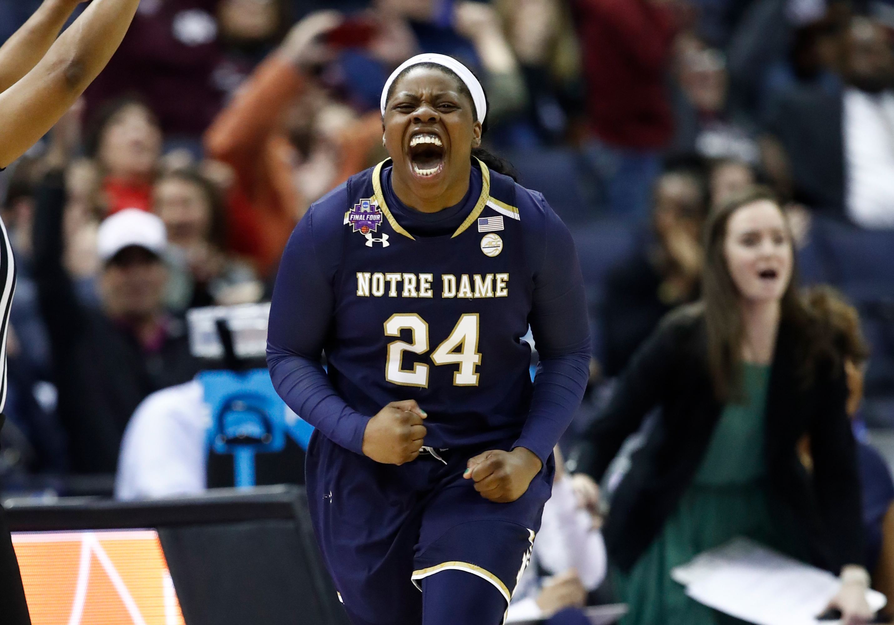 Notre Dame's Final Four win over UConn was shocking. Here's how it happened