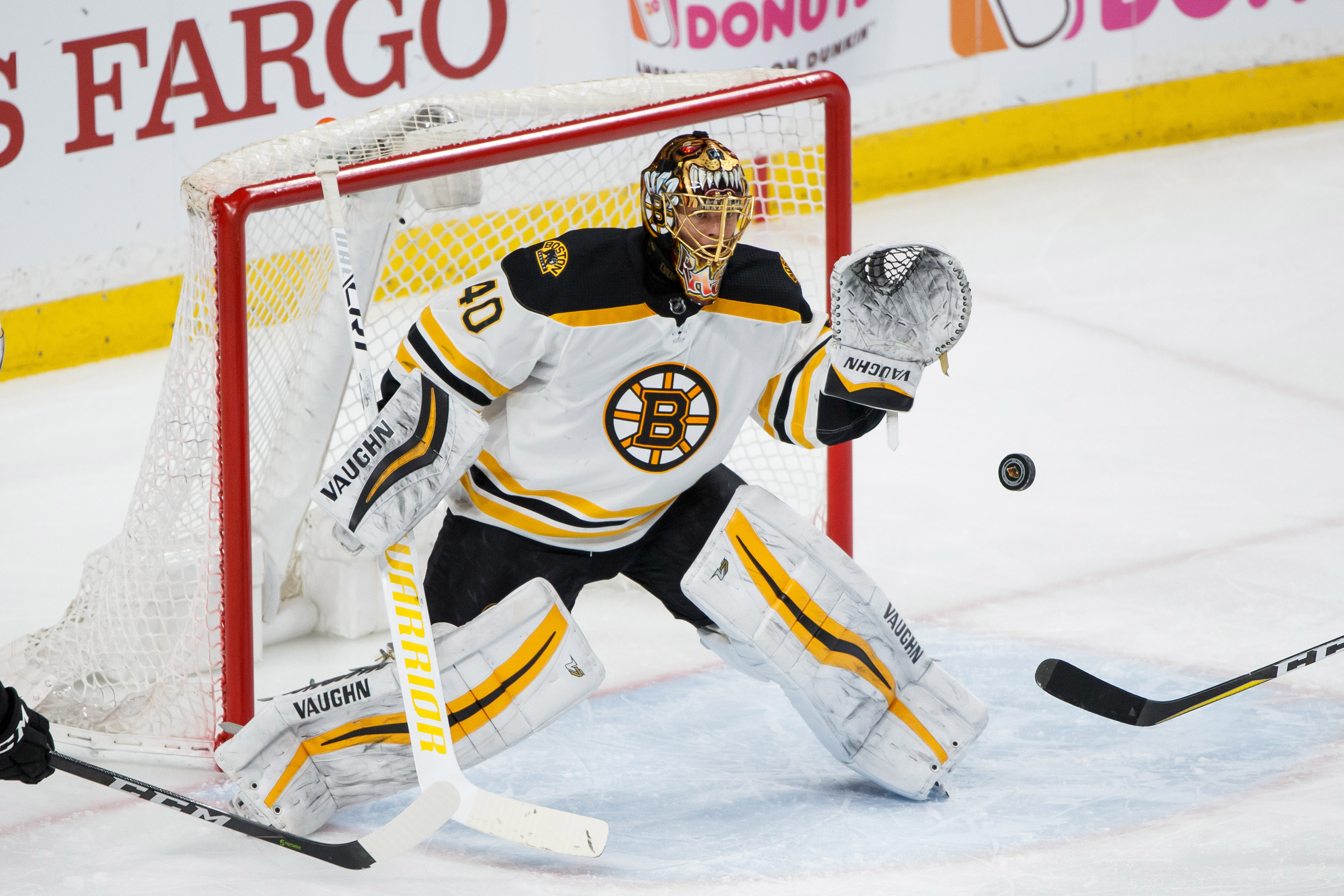 NHL: Boston Bruins at Minnesota Wild