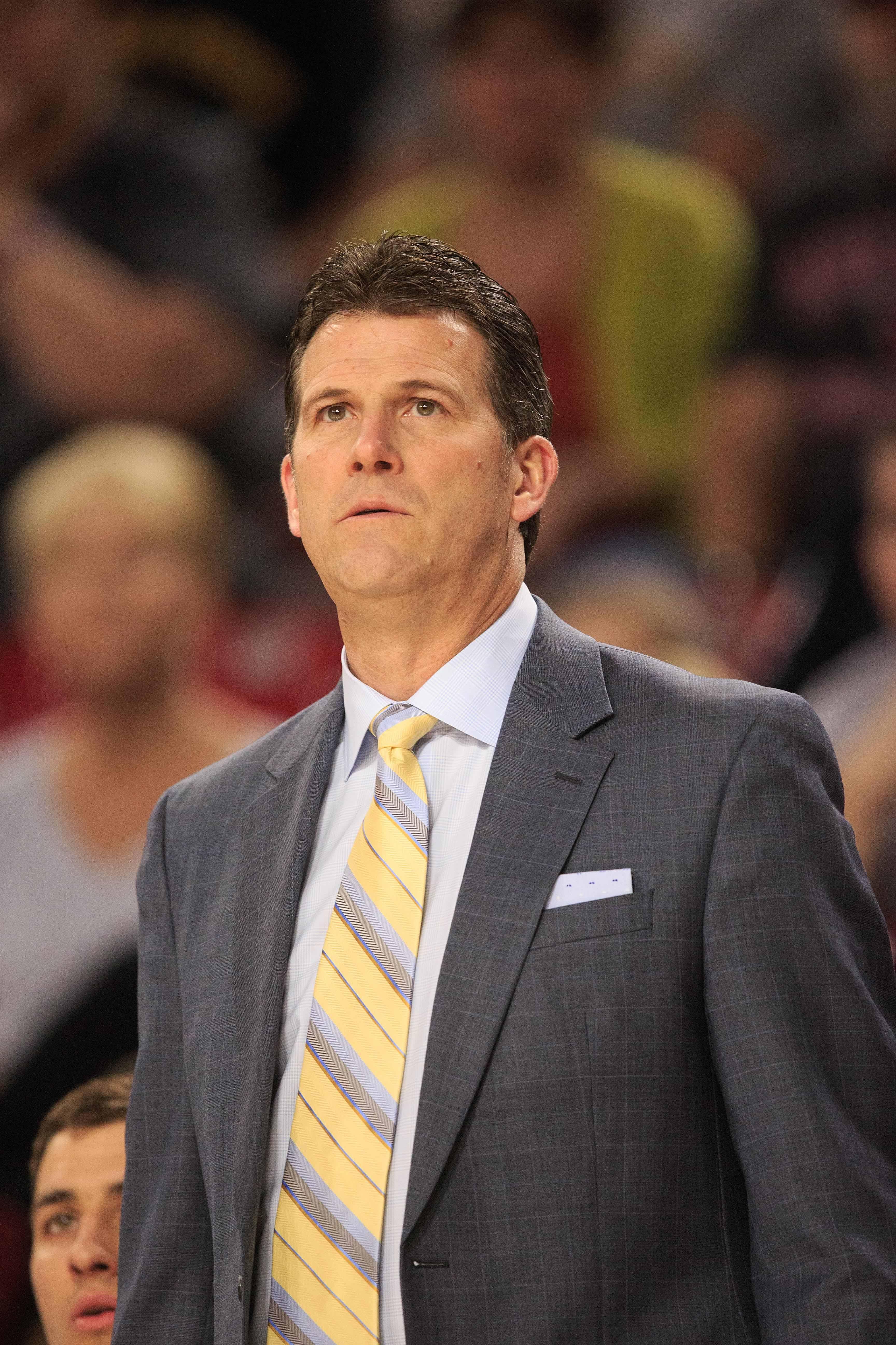 NCAA Basketball: UCLA at Arizona State
