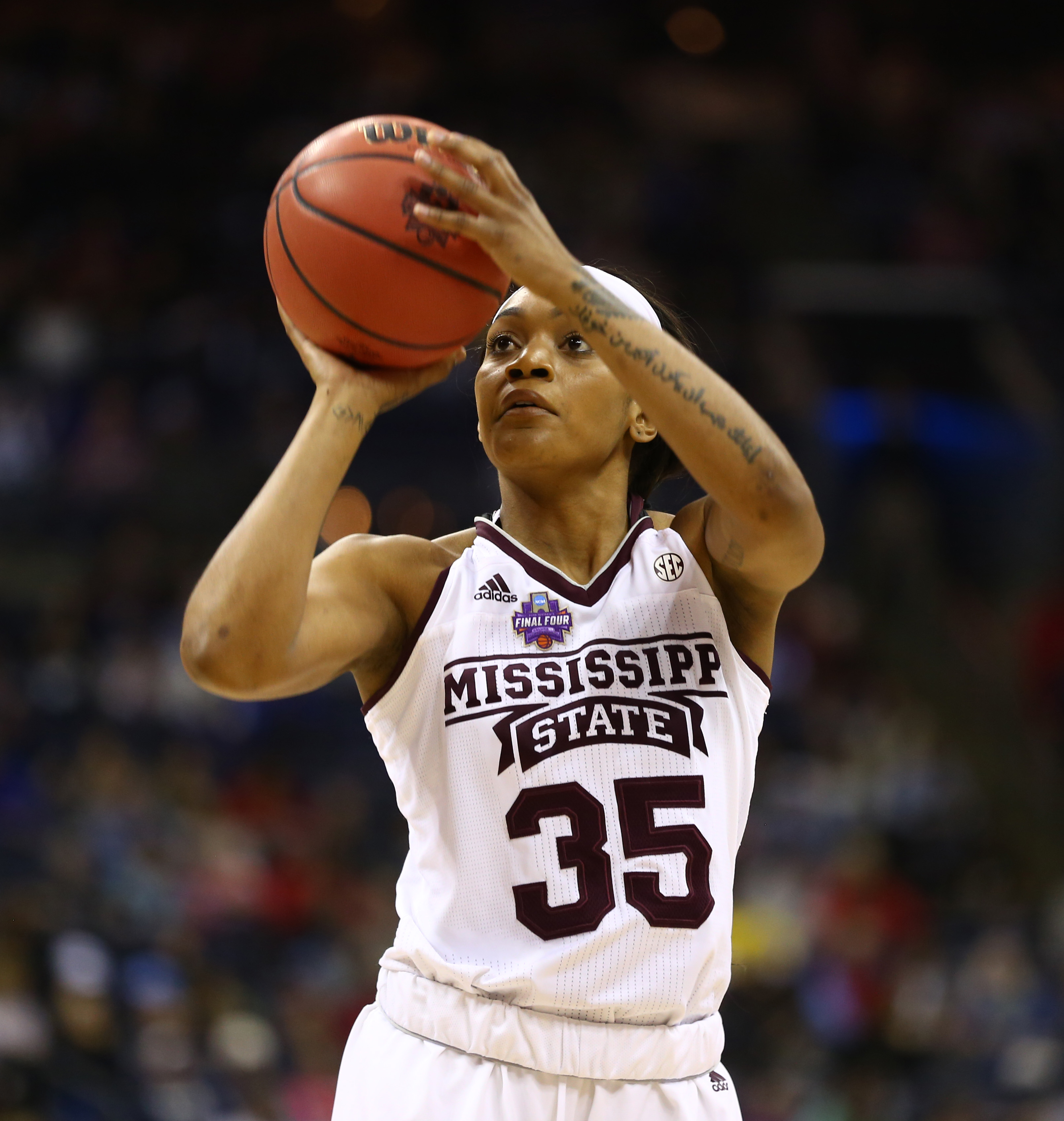 NCAA Womens Basketball: Final Four-Louisville vs Mississippi State