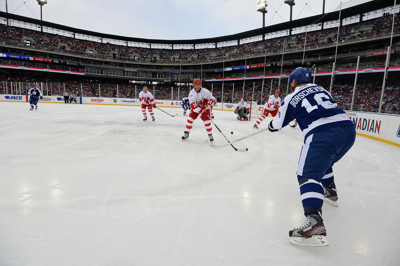 2014 Bridgestone NHL Winter Classic - Alumni Games