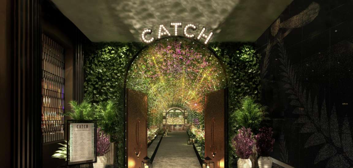 A rendering of Catch