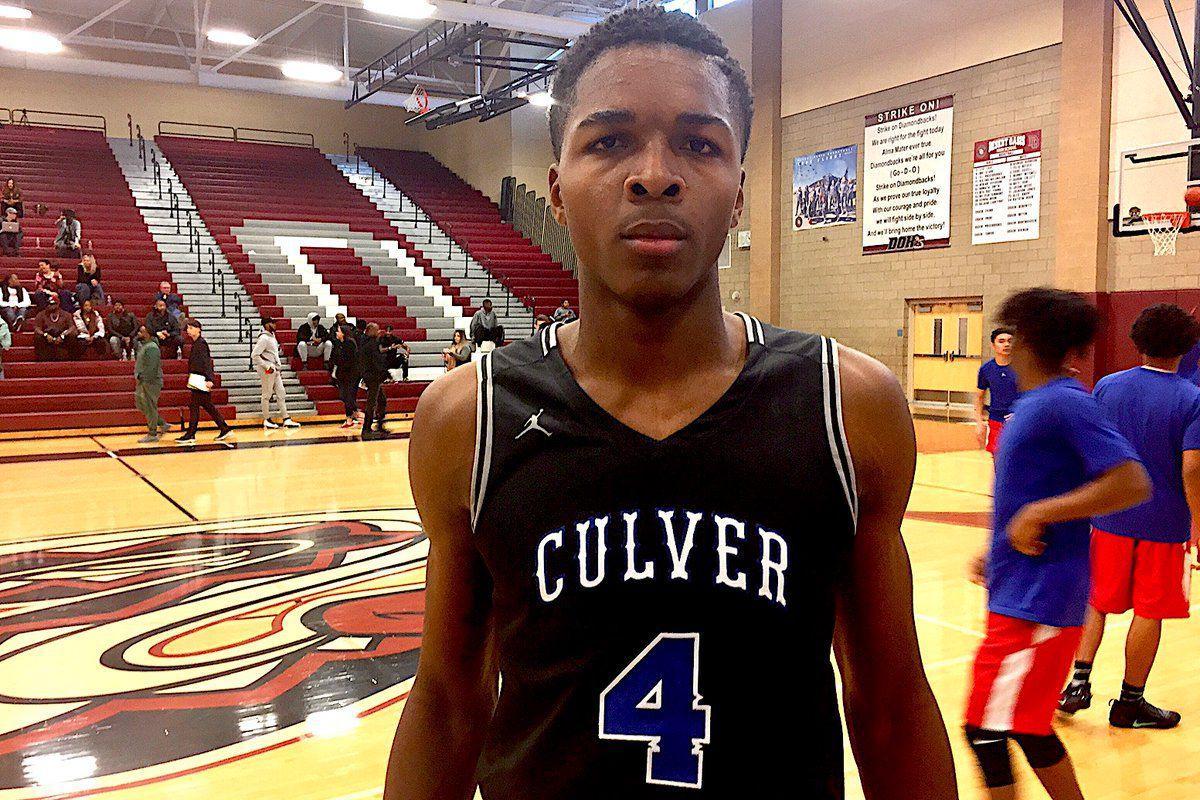 Forward Tevian Jones commits to Illinois