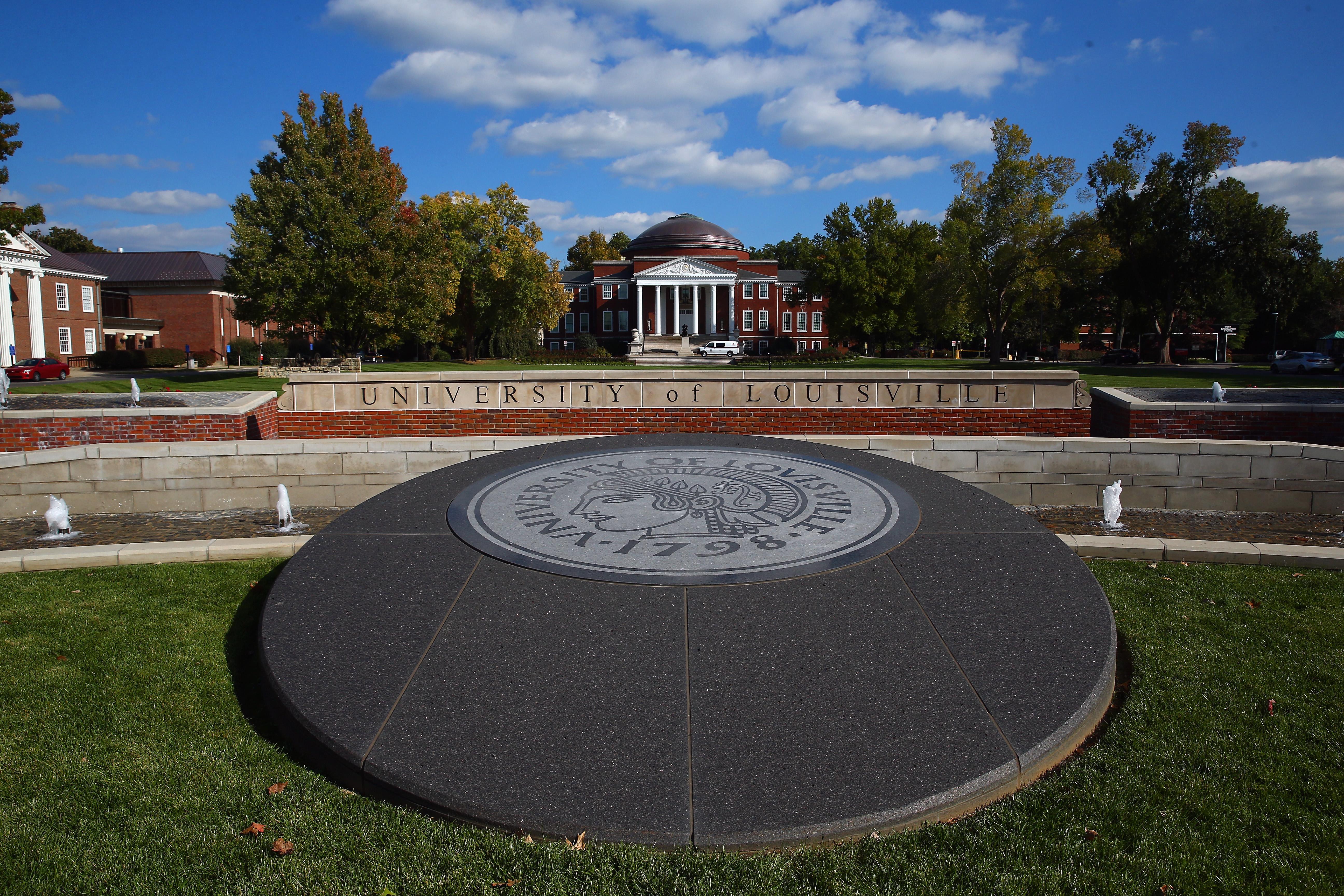 University of  Louisville scenics