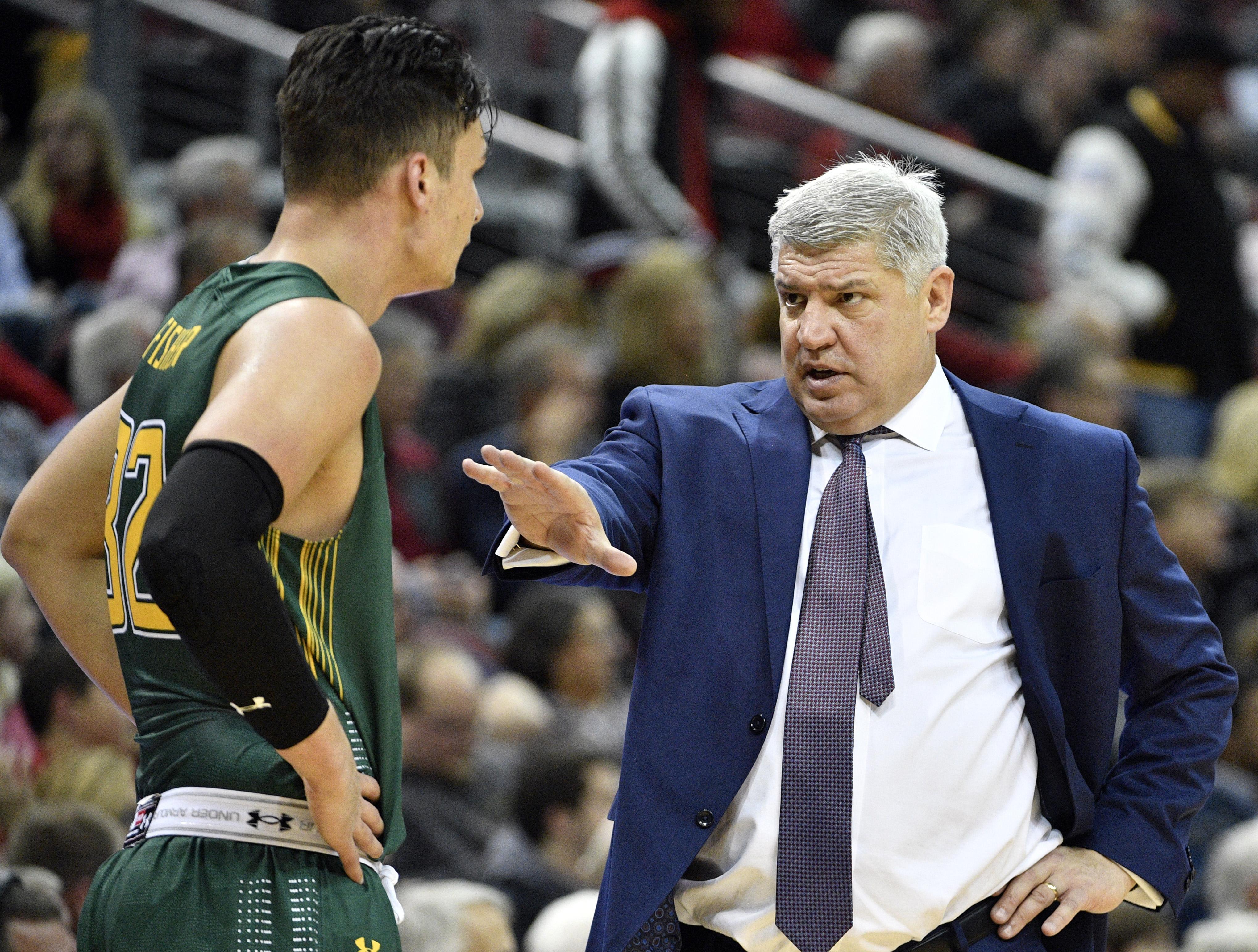 NCAA Basketball: Siena at Louisville