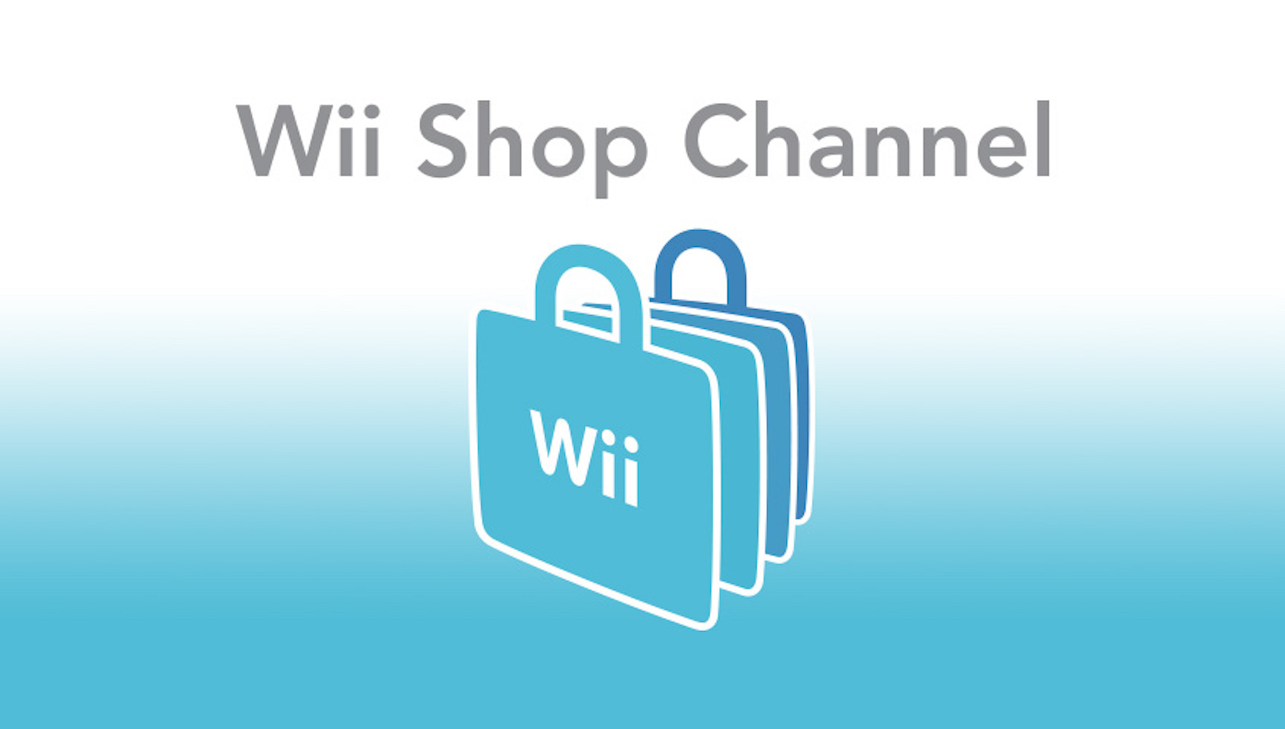 wii shop channel art