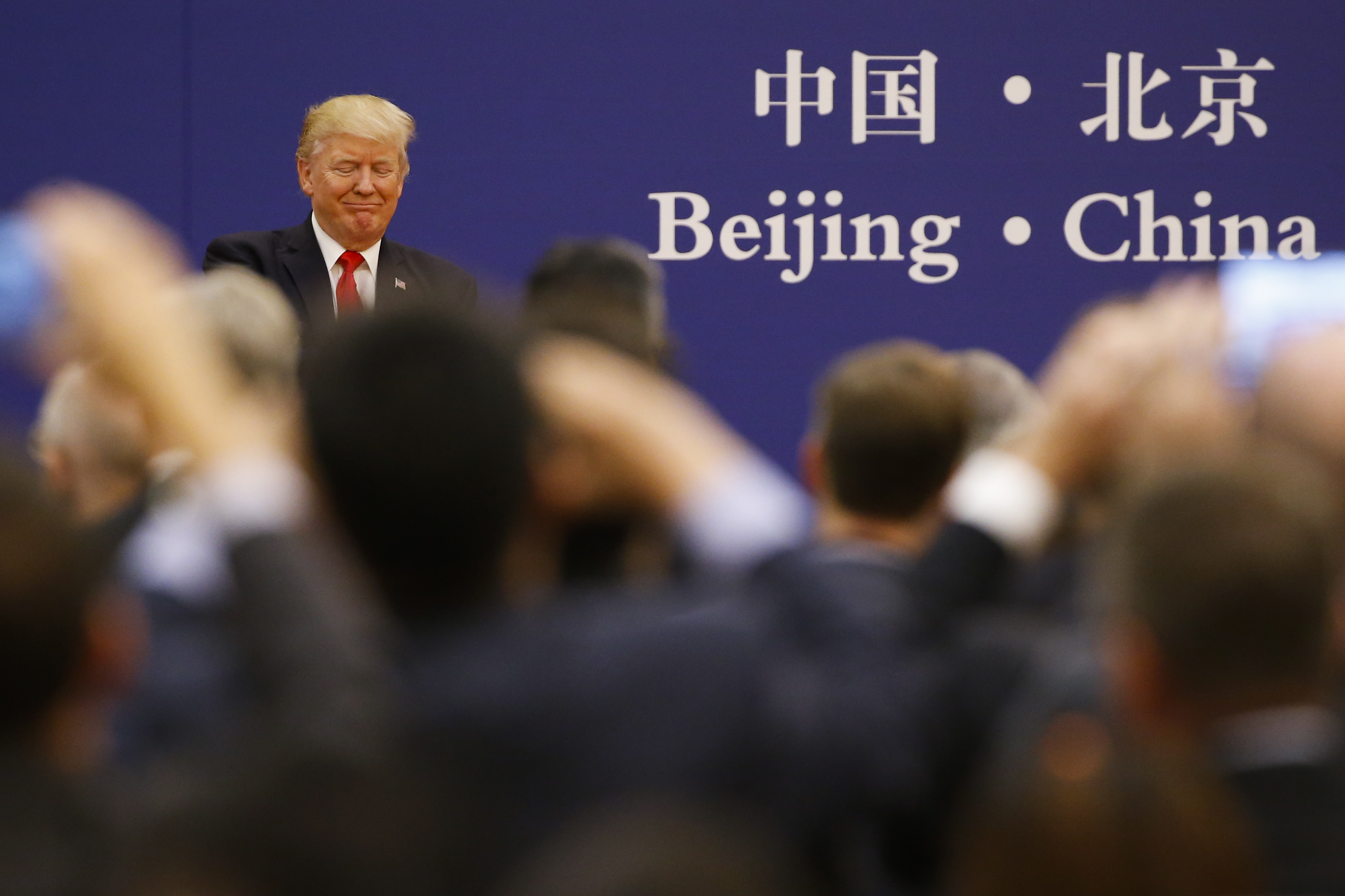 Trump Wants To Hit China With An Additional  Billion In Tariffs