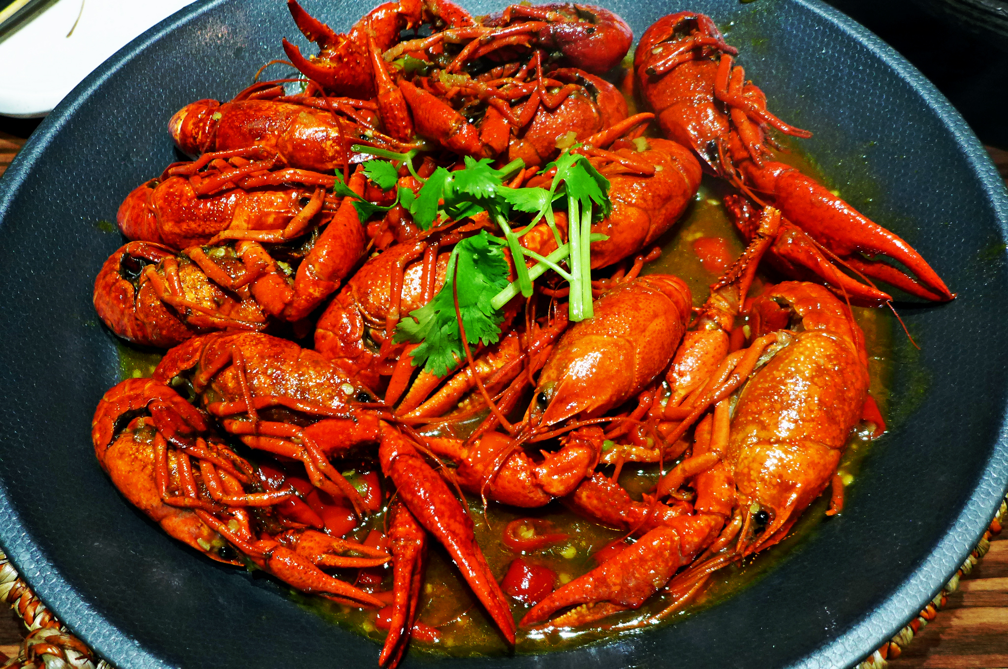 NYC's Most Exciting New Chinese Restaurant Dares to Pile the Heat on Seafood