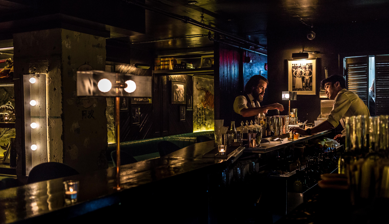 Inside Gokudo, Montreal's Refined Two-In-One Hidden Japanese Bar