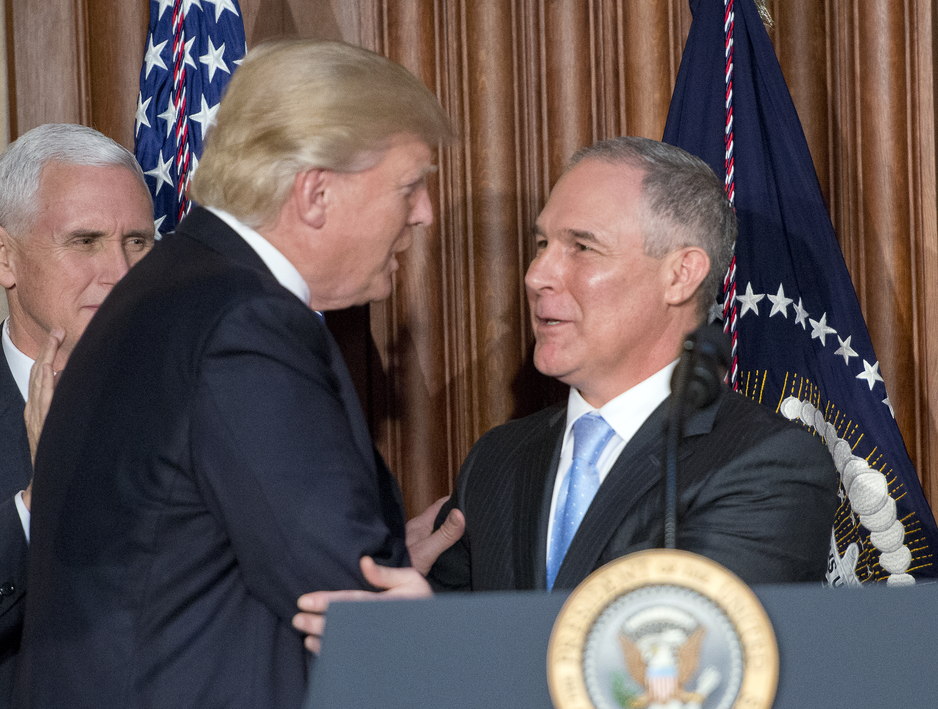 Tribalism fueled Scott Pruitt's rise to power — and the scandals that came with it