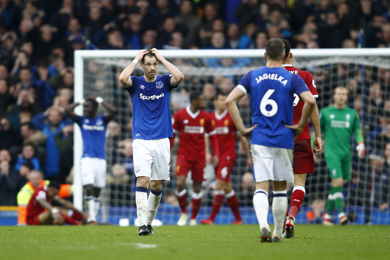 Everton v Liverpool - Premier League