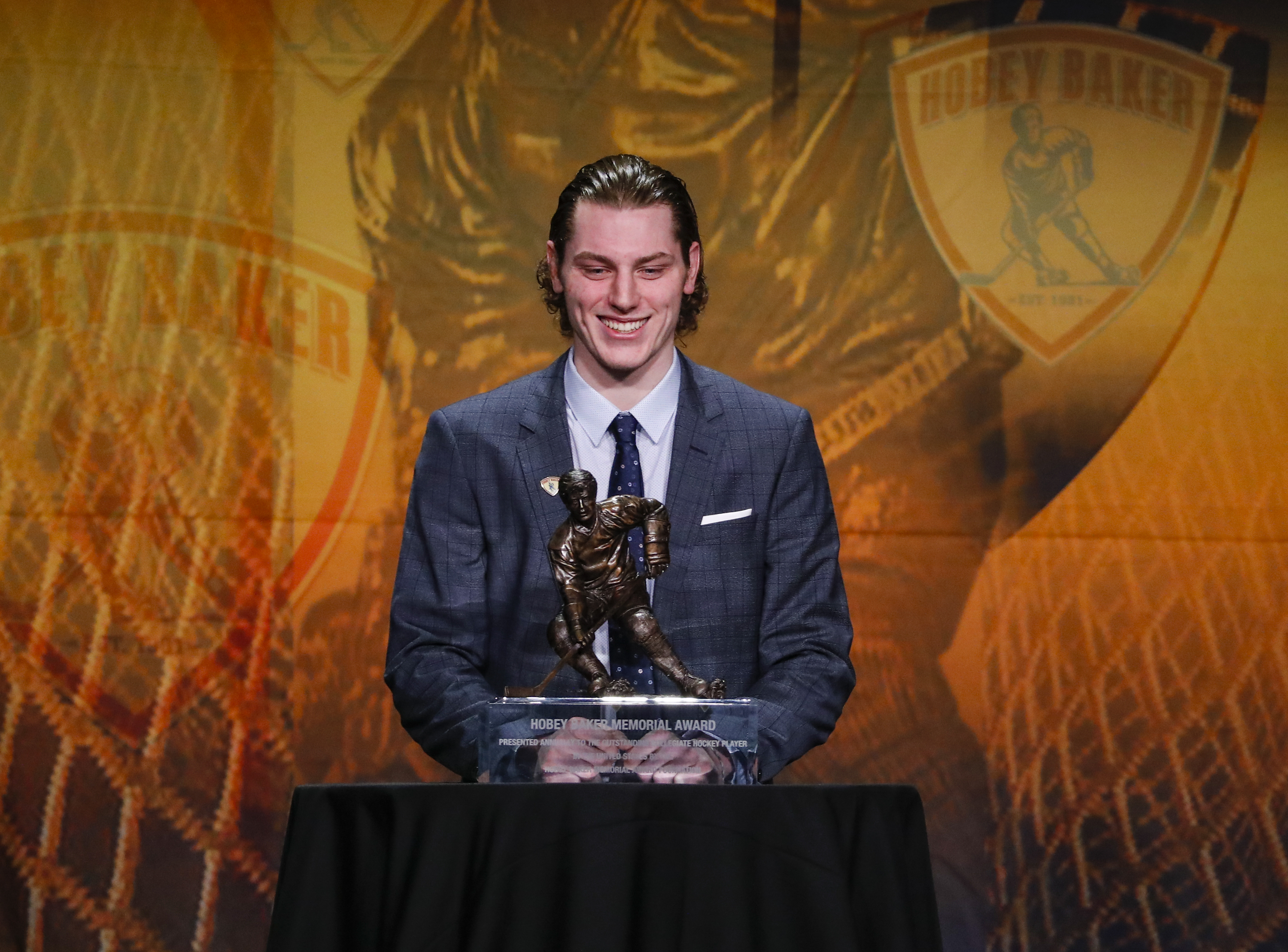 College Hockey Awards Round-Up