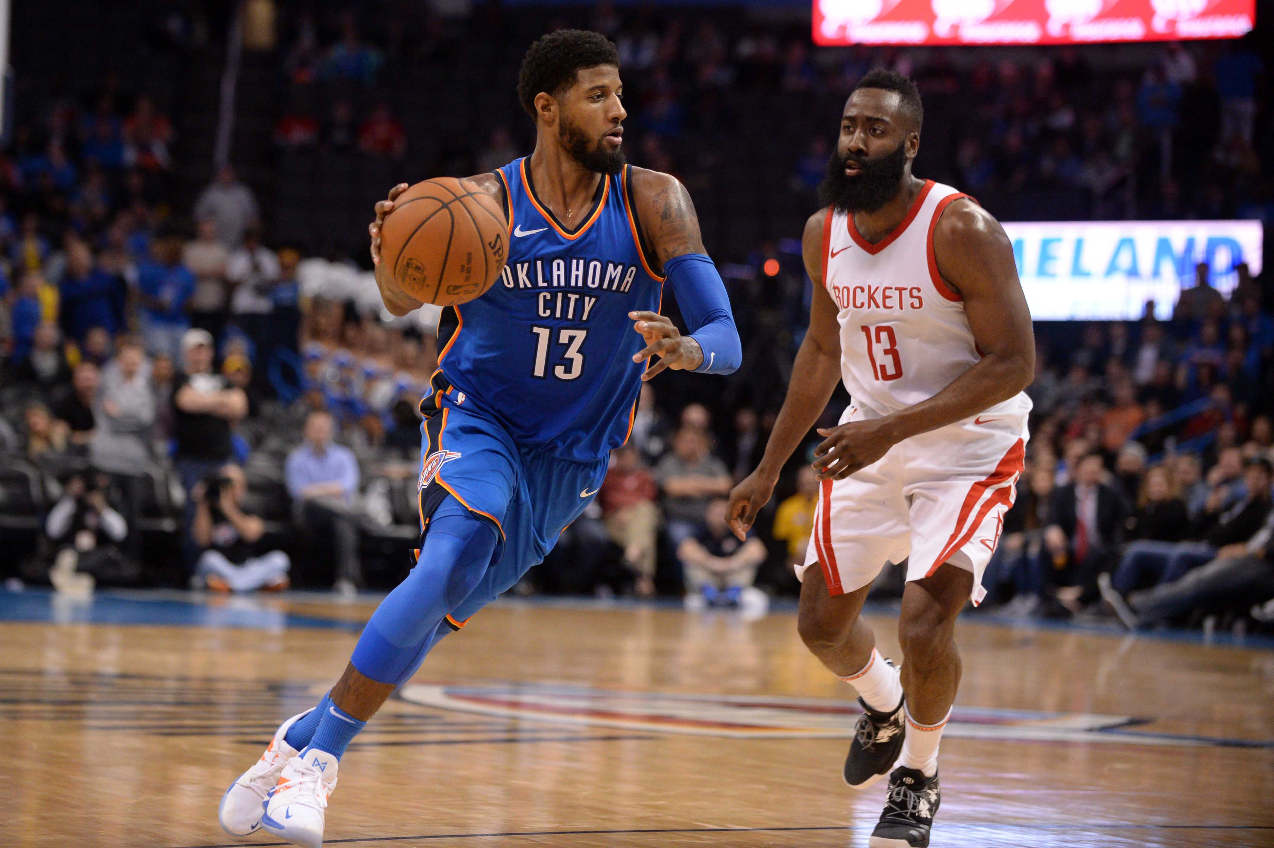 new style f78d5 f80c9 Thunder vs Rockets preview: OKC is down to their last 3 ...