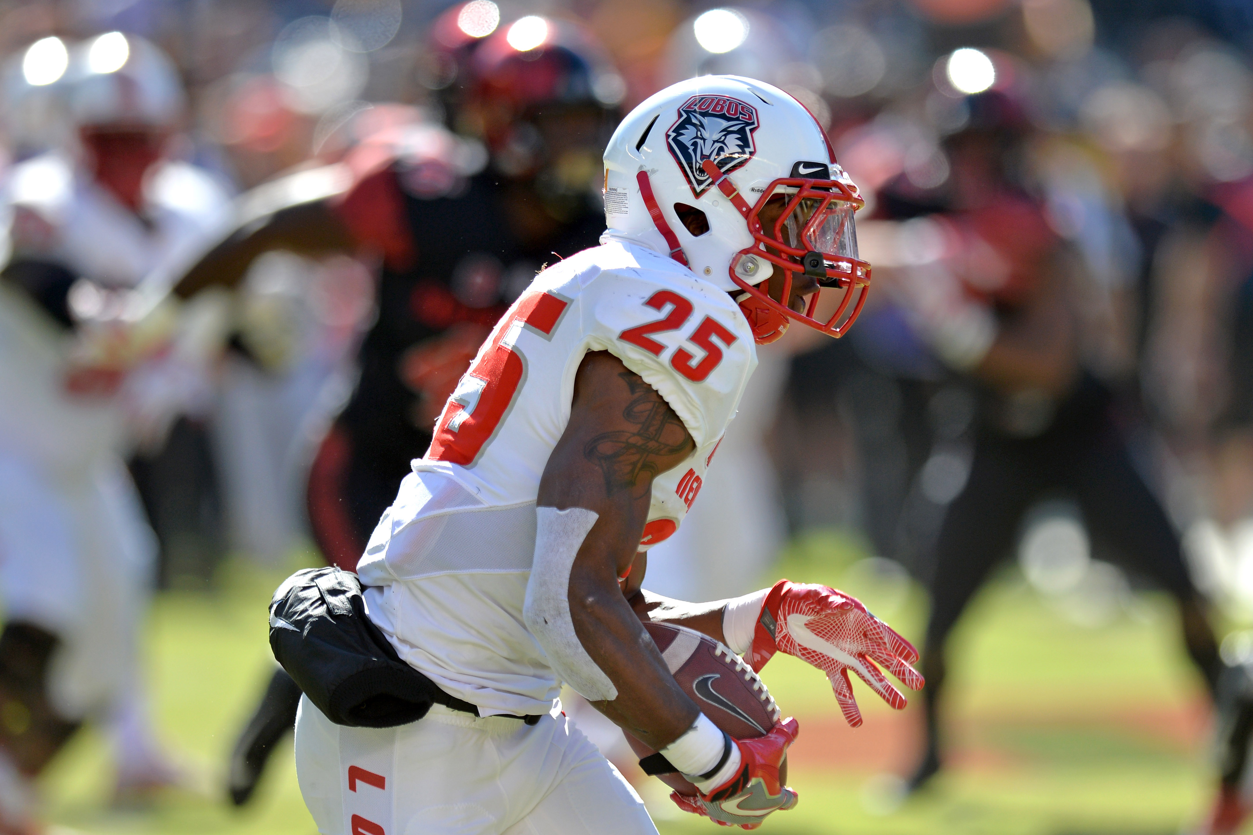 NCAA Football: New Mexico at San Diego State