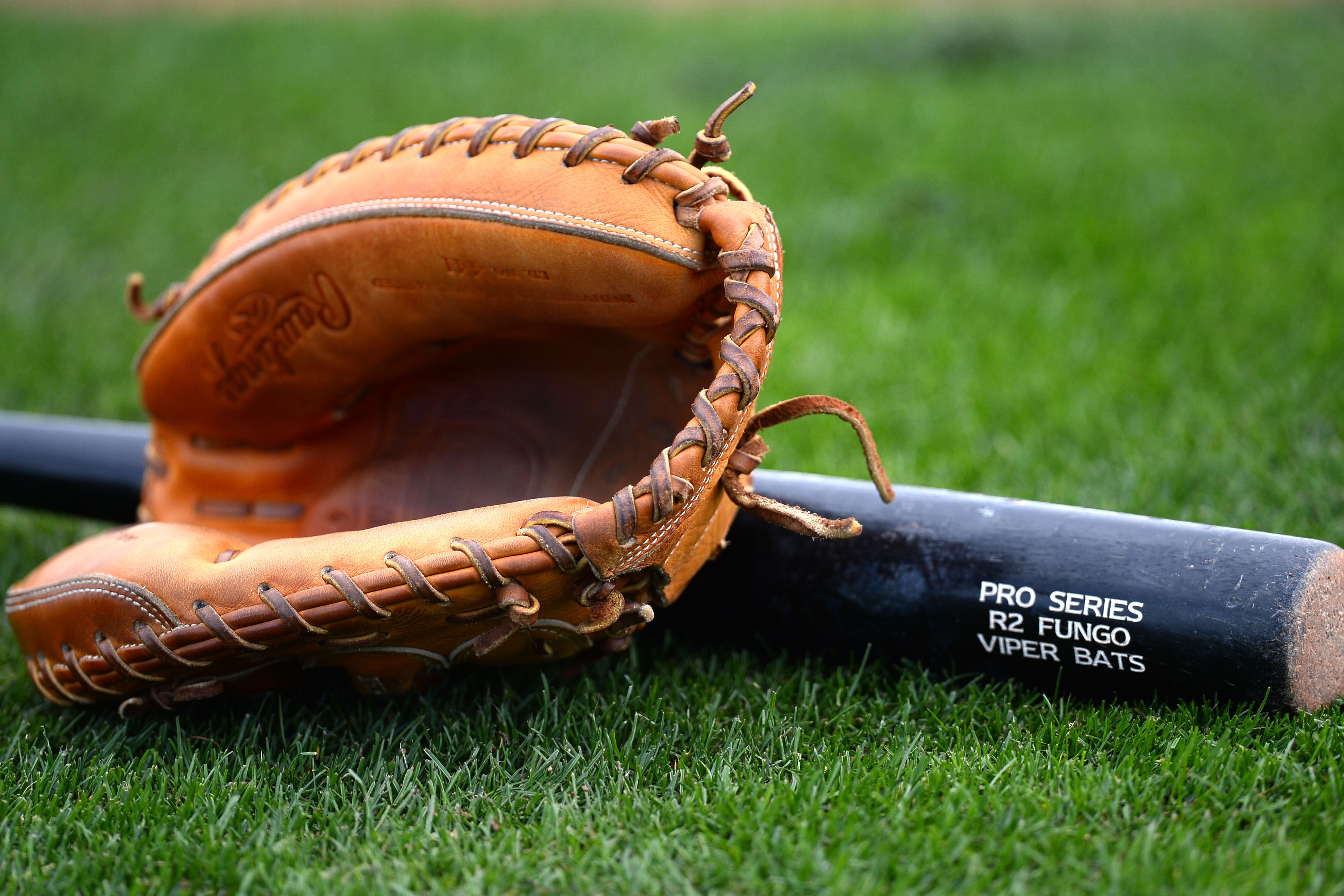 MLB: Cleveland Indians-Workouts