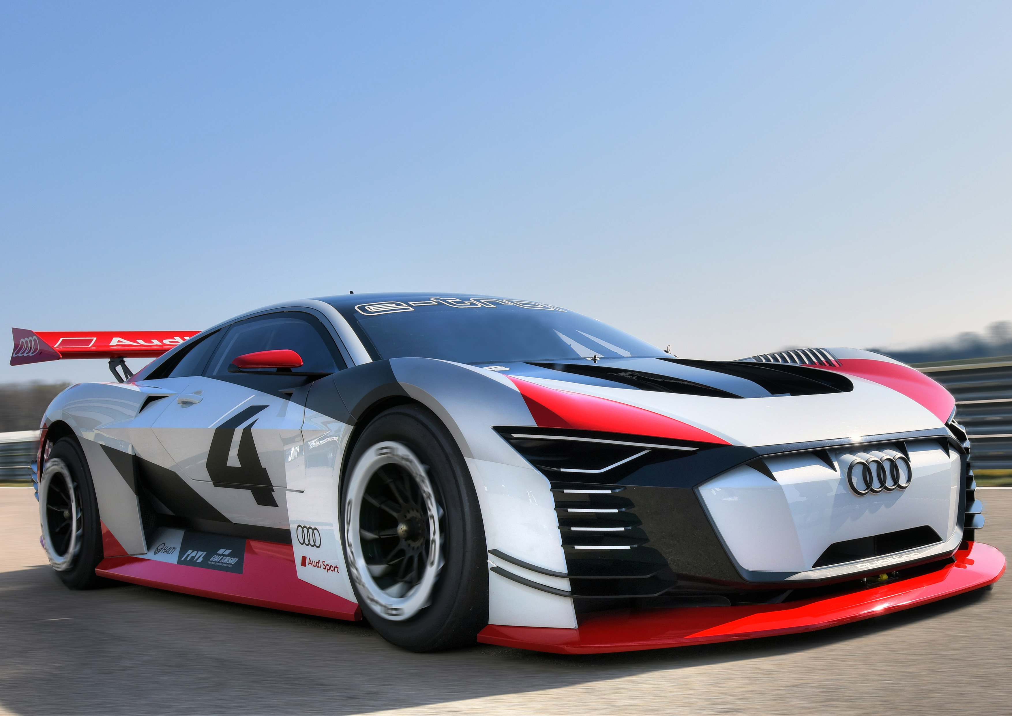 Audi S 815 Horsepower Electric Concept Is A Video Game Car Come To