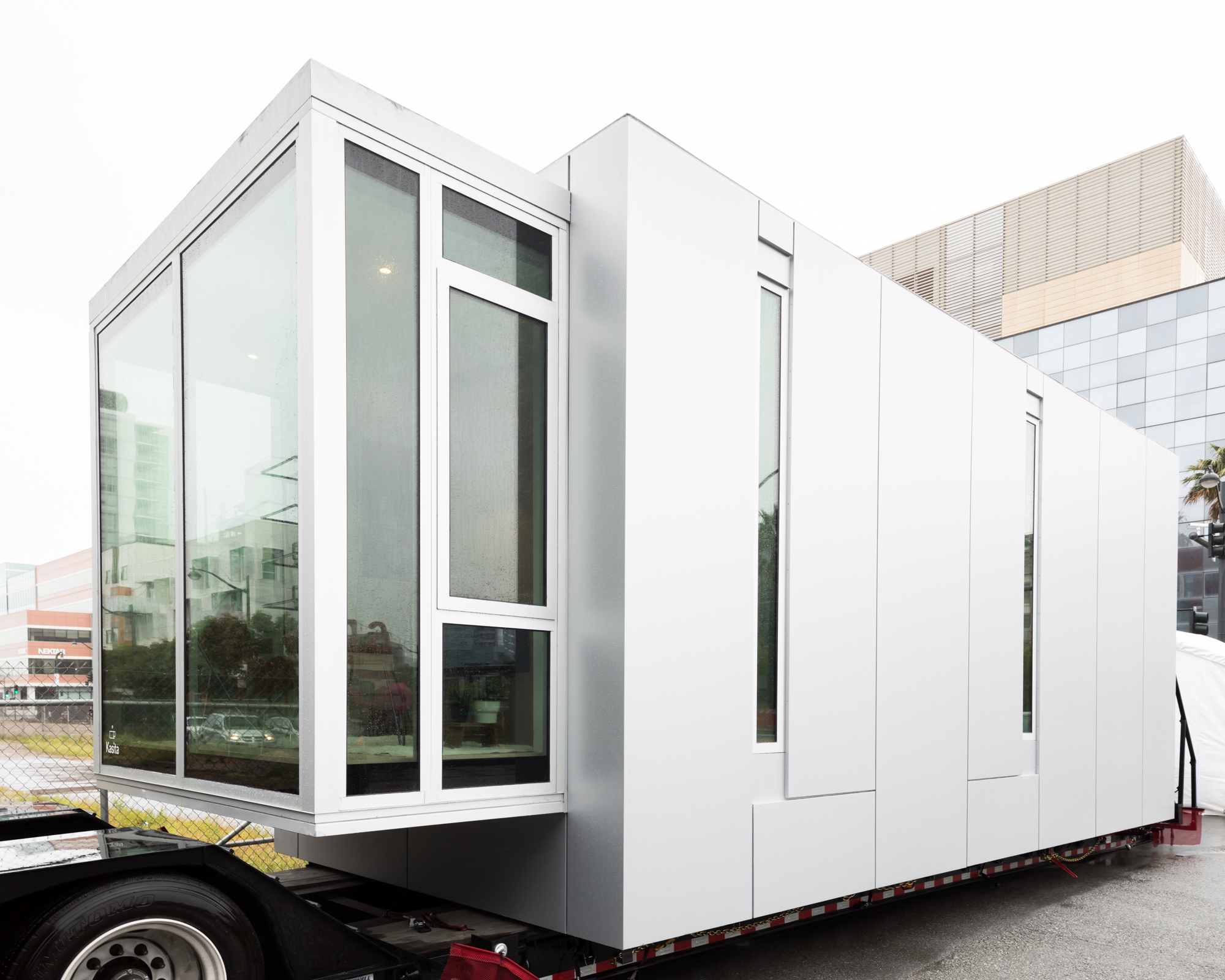 Inside The Modular Home Inspired By Dumpster Living