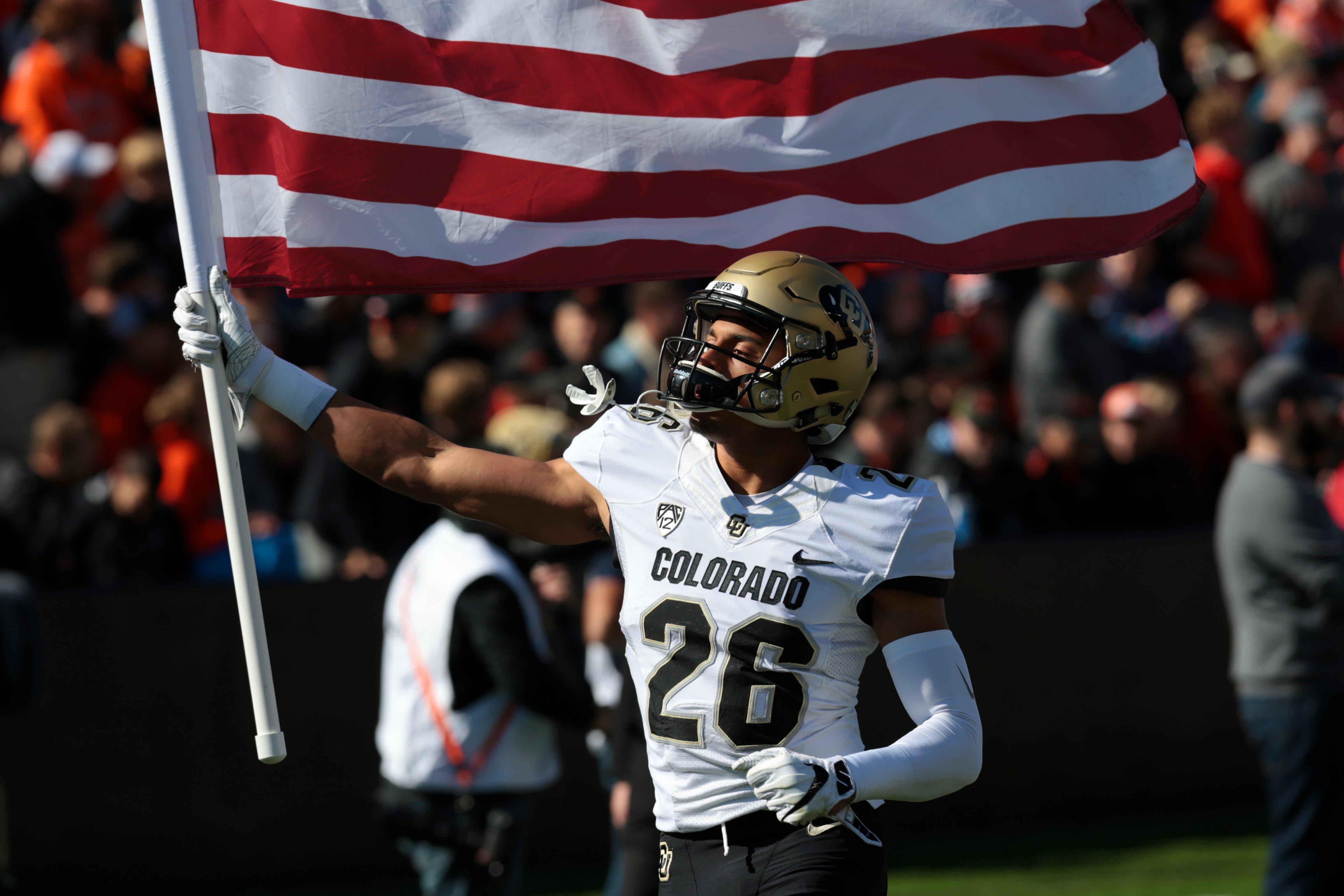 NCAA Football: Colorado at Oregon State