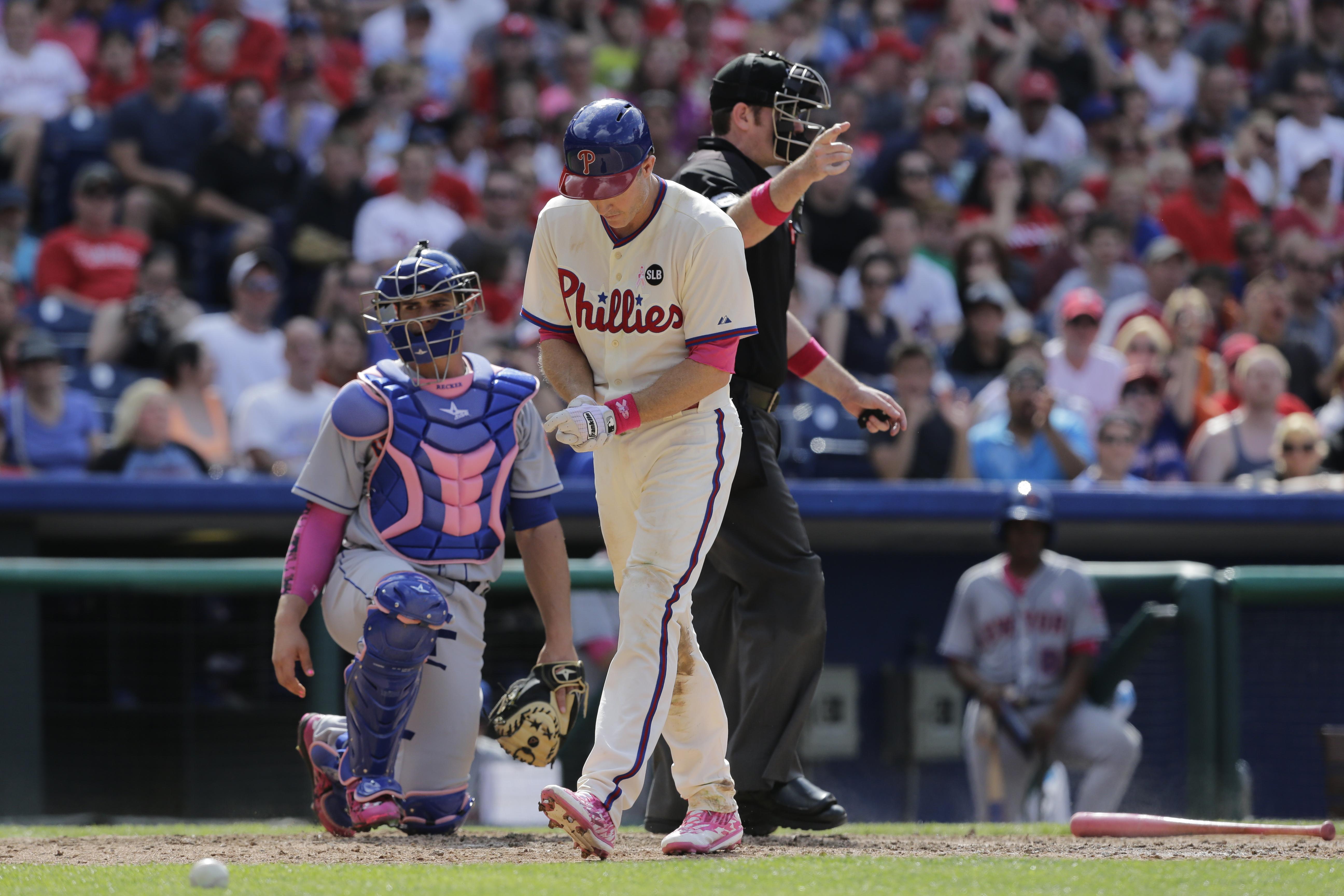 New York Mets v Philadelphia Phillies