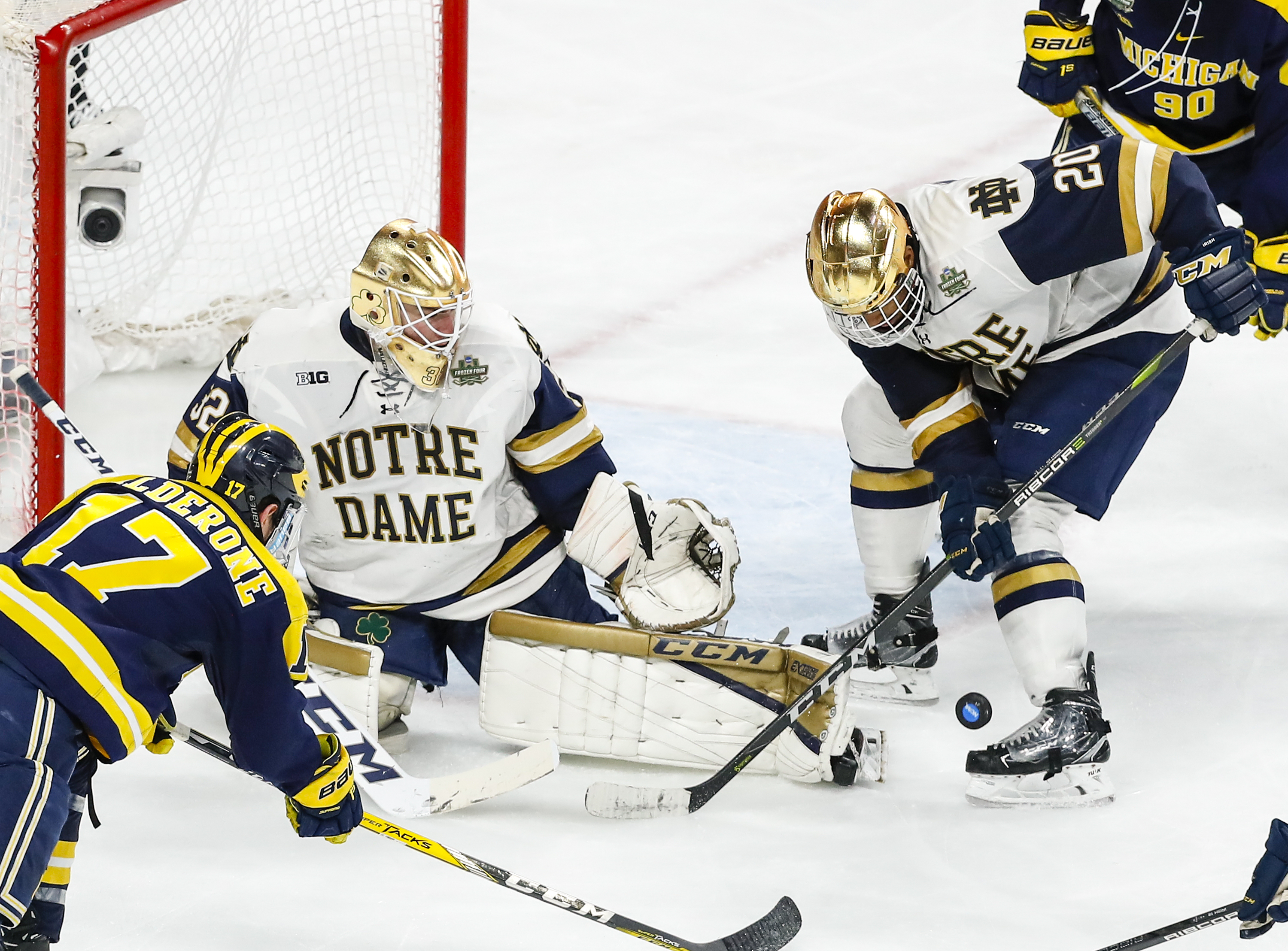 2018 NCAA Frozen Four Television Ratings